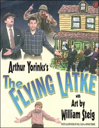 The Flying Latke