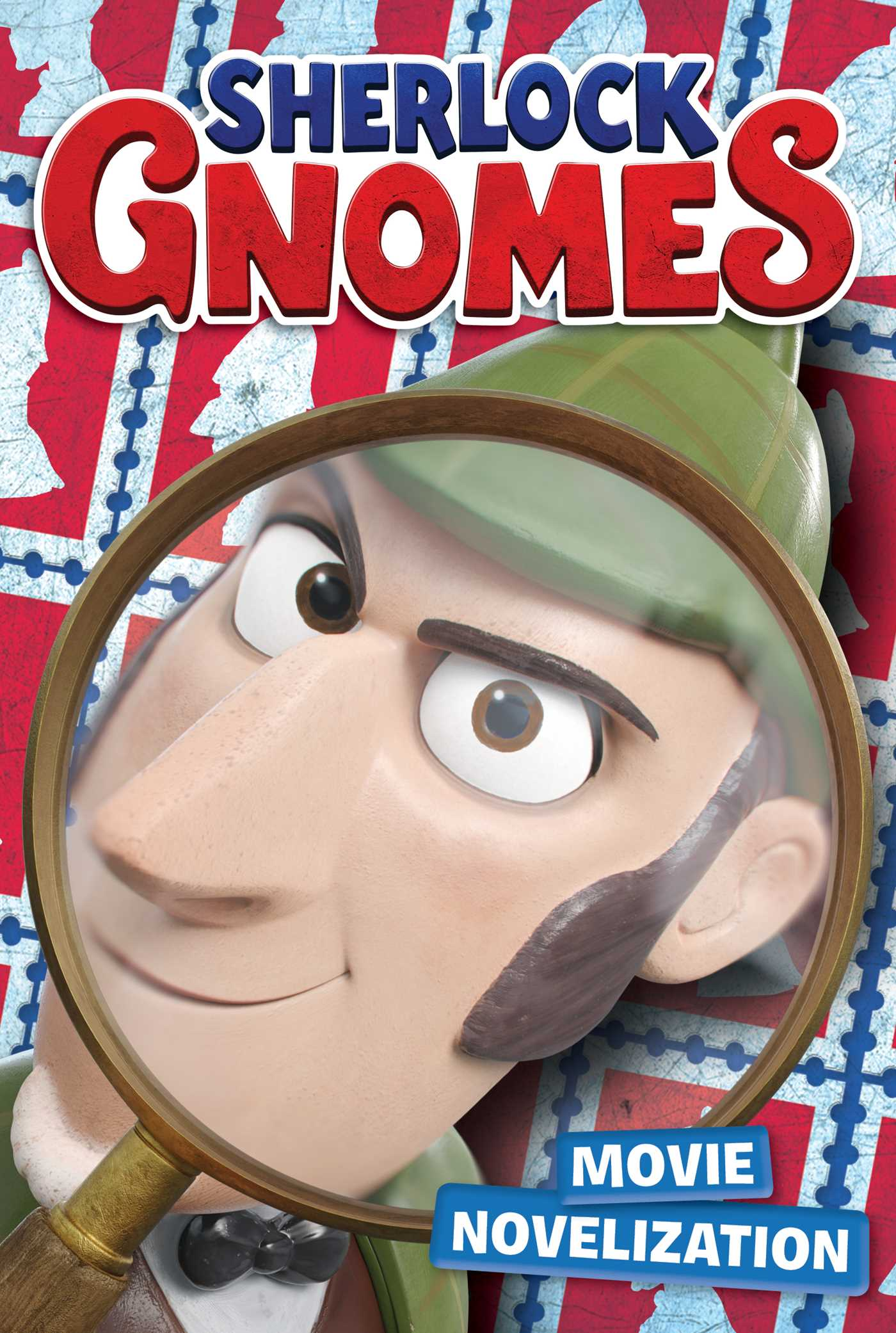 Sherlock gnomes movie novelization 9781534409569 hr