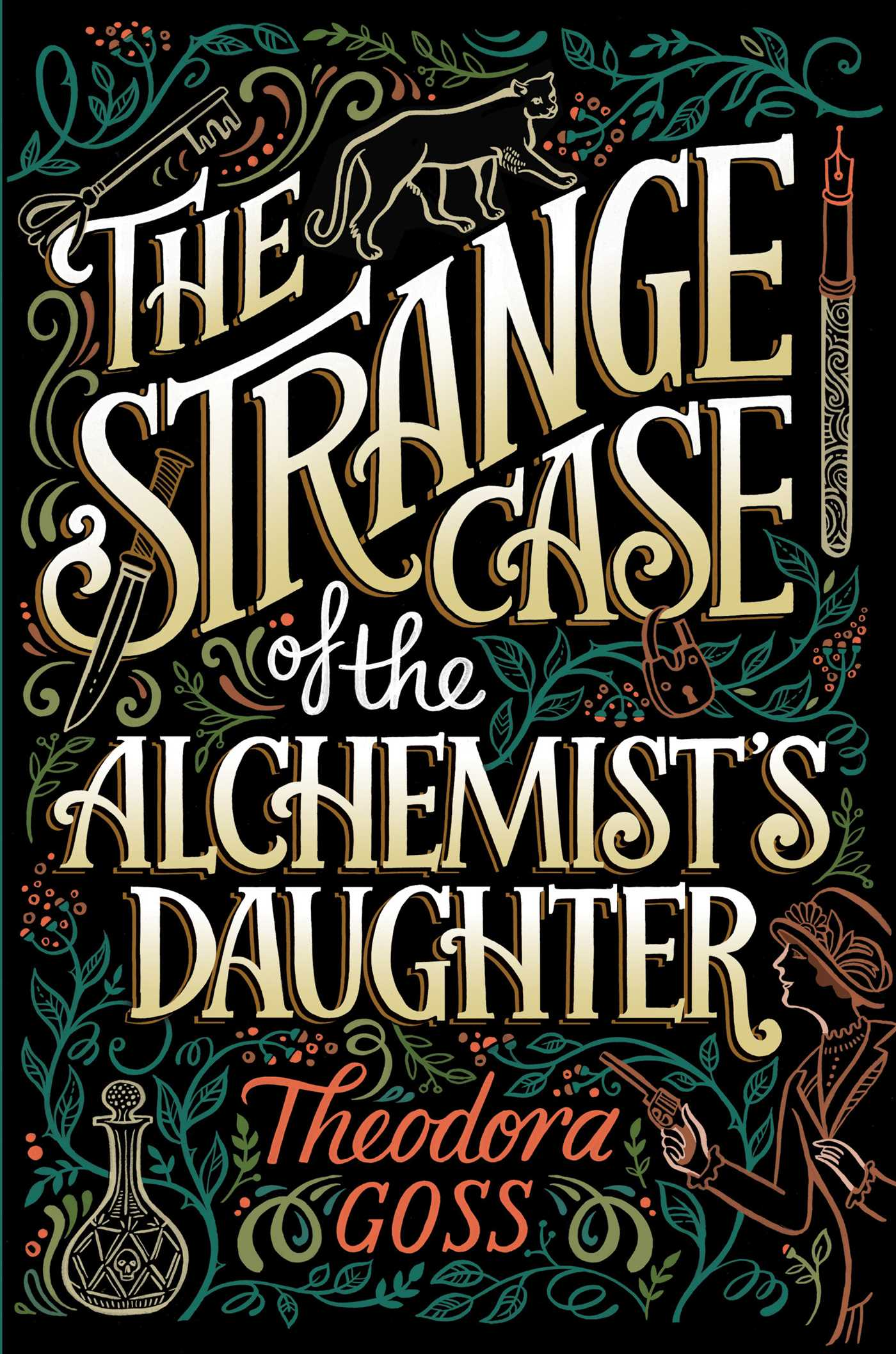 the strange case of the alchemist s daughter book by theodora the strange case of the alchemists daughter 9781534409637 hr