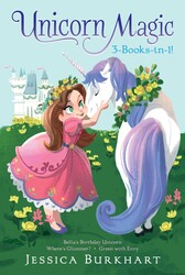 Unicorn Magic 3-Books-in-1