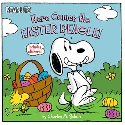Here Comes the Easter Beagle!