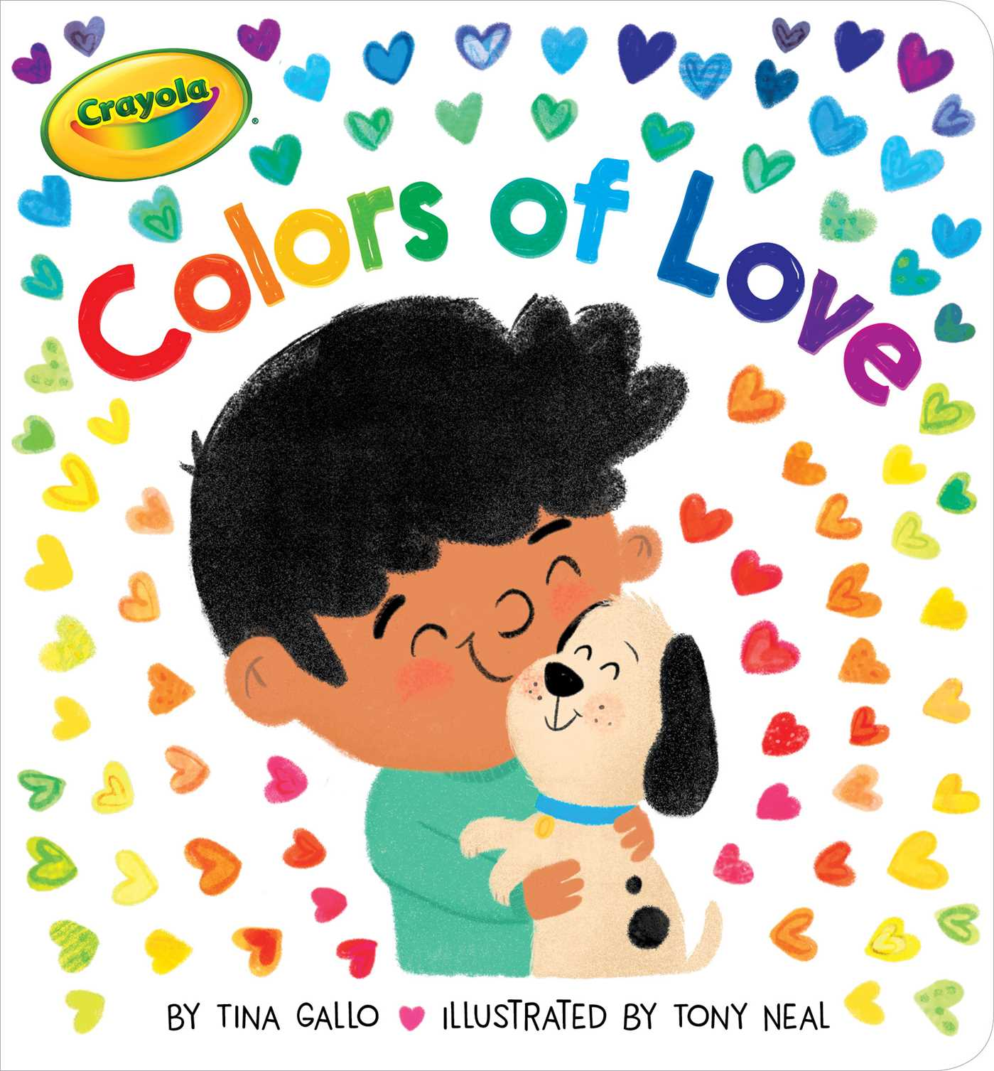 Colors of love 9781534411135 hr