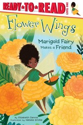 Marigold Fairy Makes a Friend!