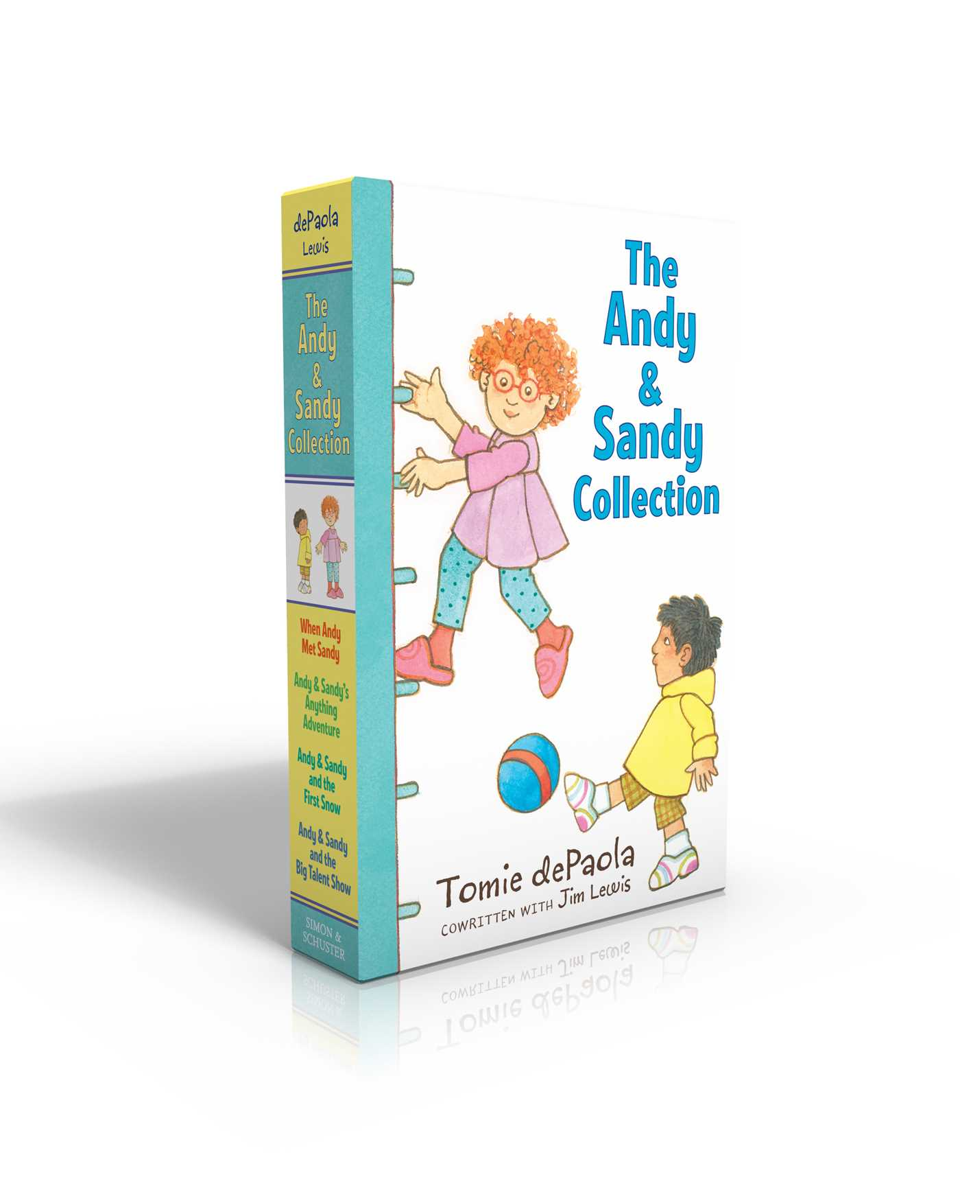 The andy sandy collection 9781534413696 hr