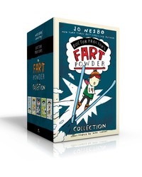 Doctor Proctor's Fart Powder Collection