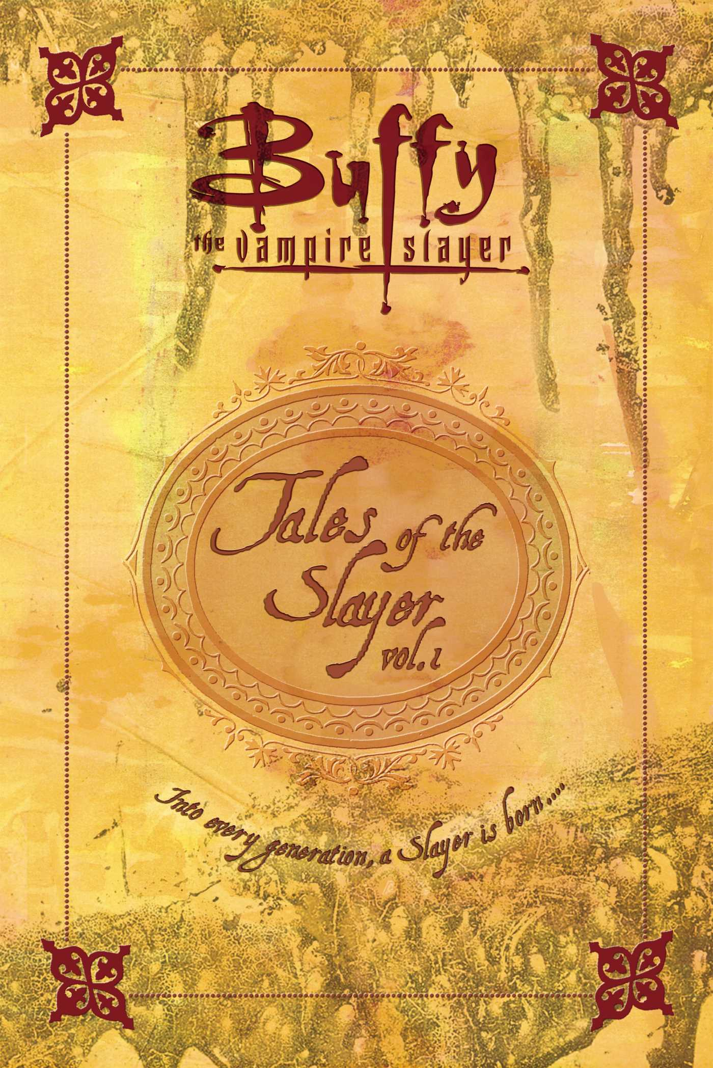 Tales of the slayer 9781534426511 hr