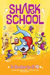 Shark School 3-Books-in-1! #2