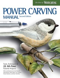 Power carving Manual, Second Edition