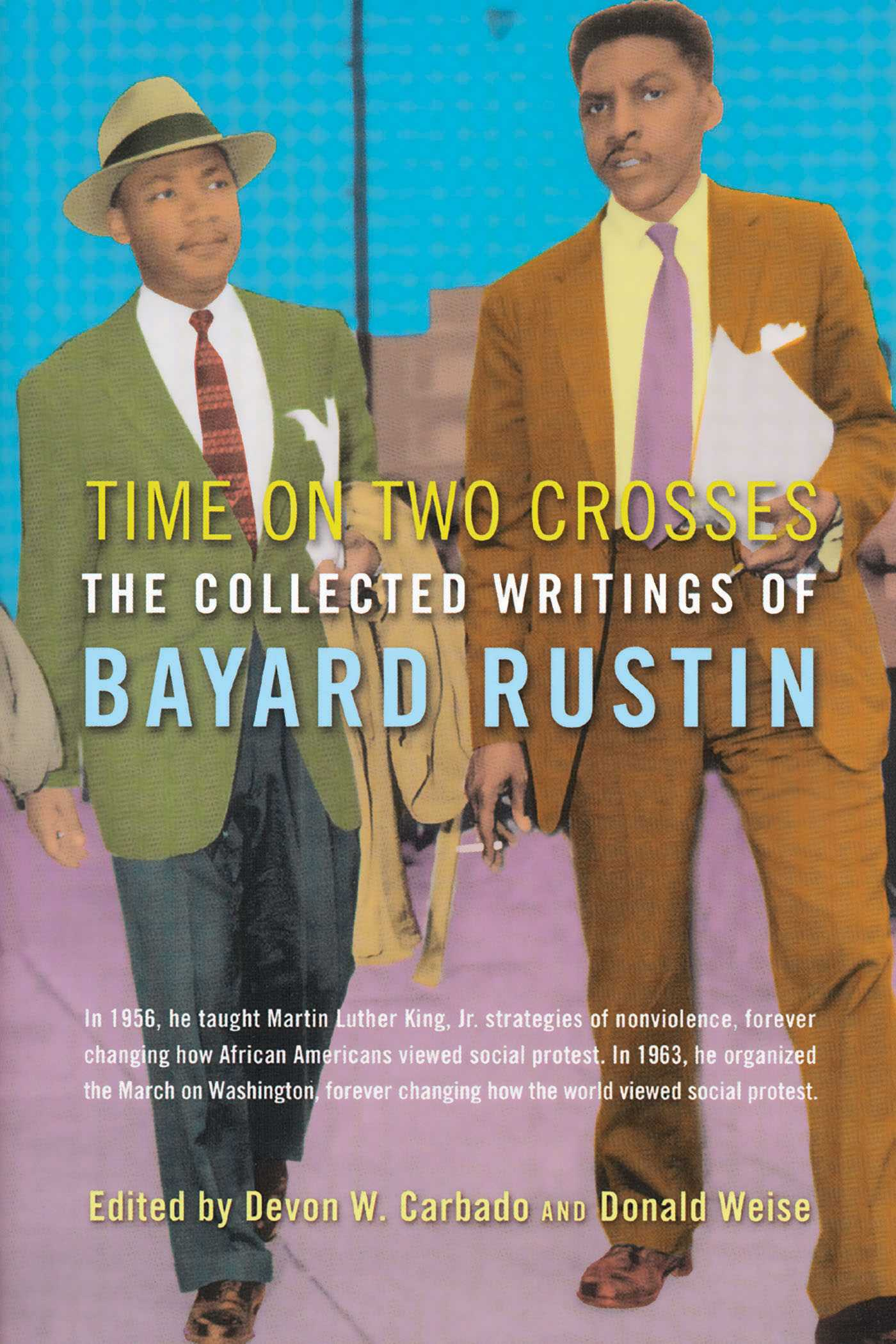 bayard rustin a choice to be Bayard rustin bayard rustin (/ˈbaɪərd/ march 17, 1912 – august 24, 1987) randolph pushed rustin forward as the logical choice to organize it.