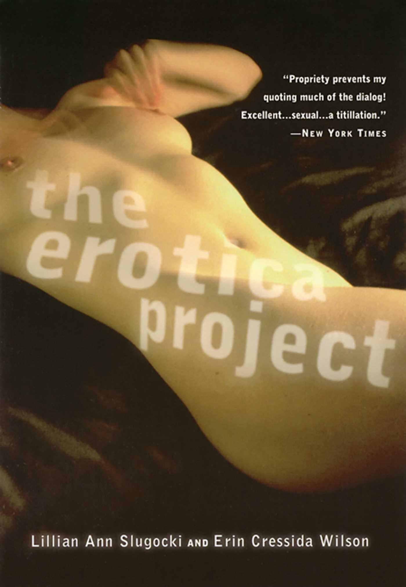 The erotica project 9781573447034 hr