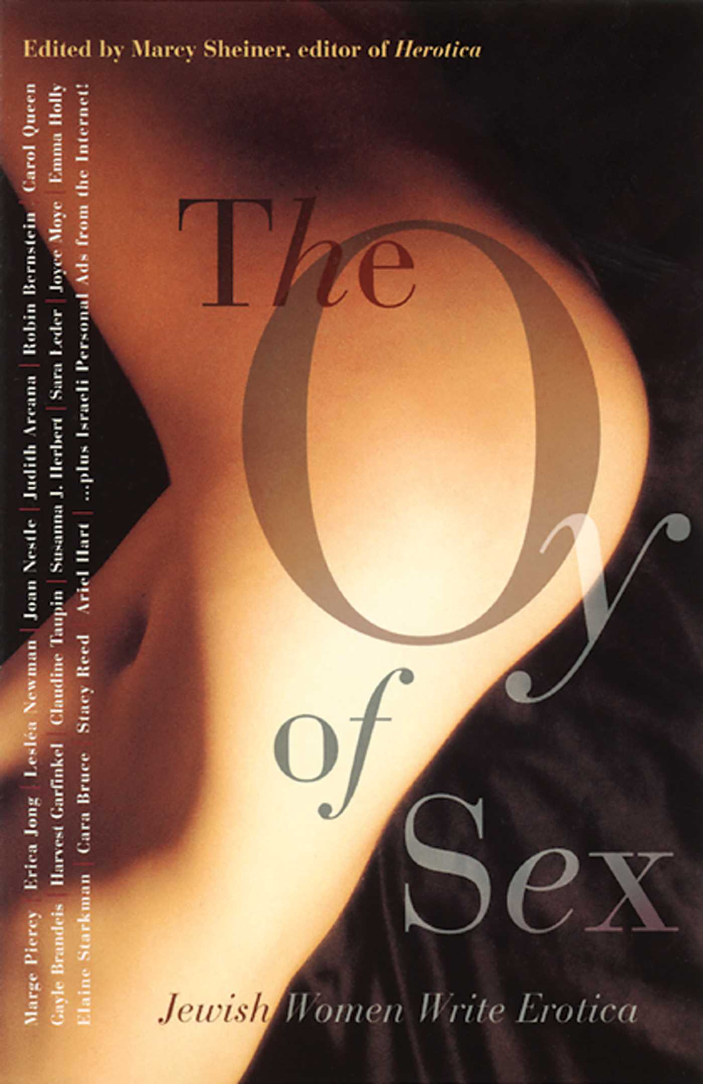 The oy of sex 9781573448871 hr