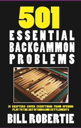 501 Backgammon Problems