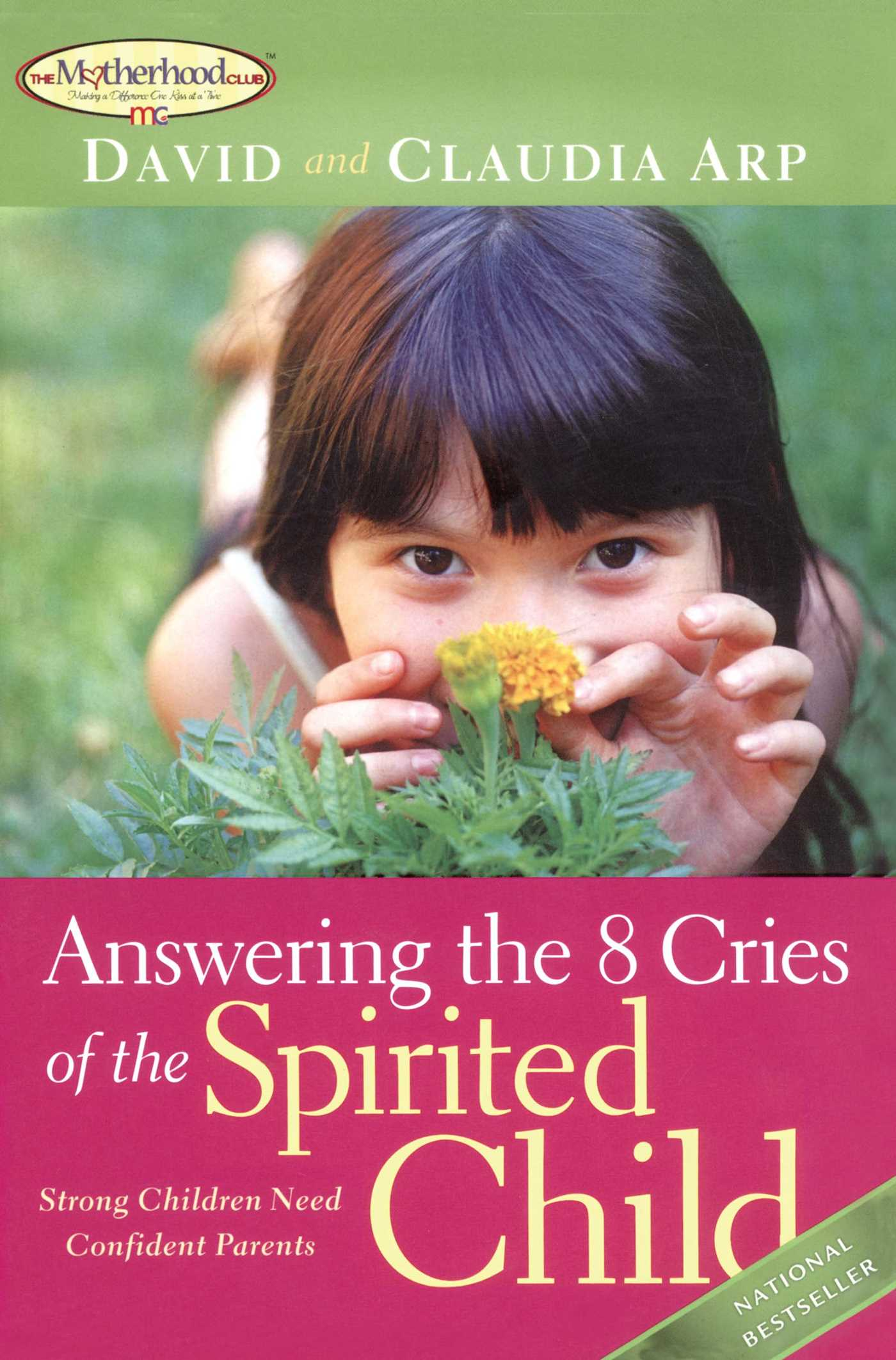 Answering the 8 cries of the spirited child 9781582292847 hr
