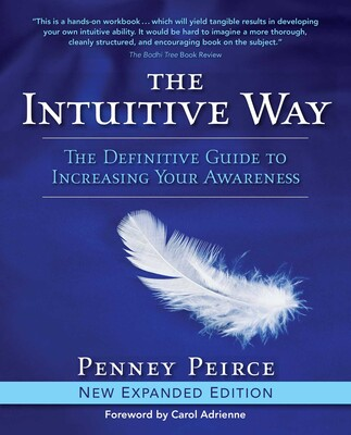 The intuitive way book by penney peirce official publisher the intuitive way fandeluxe Choice Image