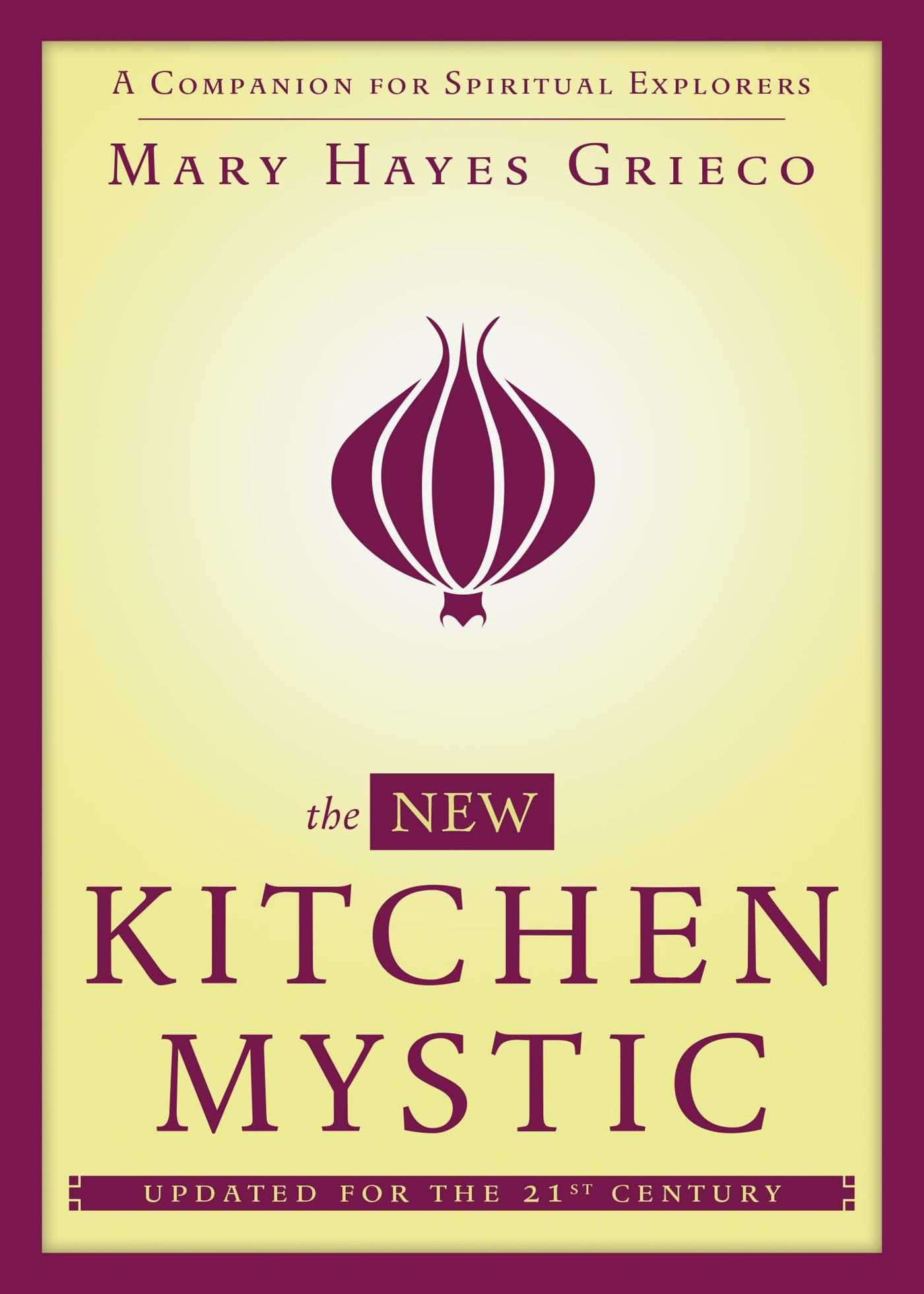 The new kitchen mystic 9781582704265 hr