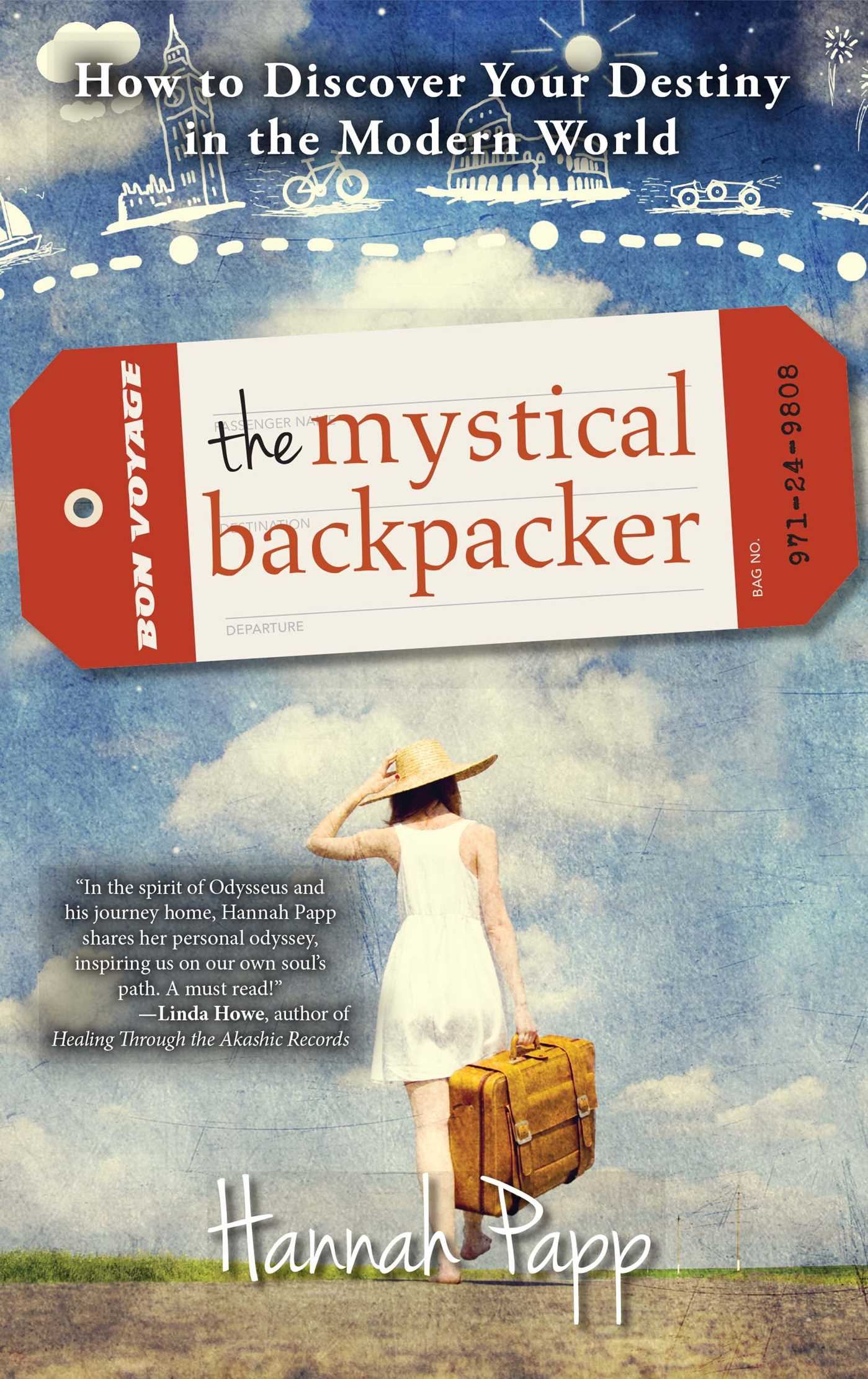 The mystical backpacker 9781582704869 hr