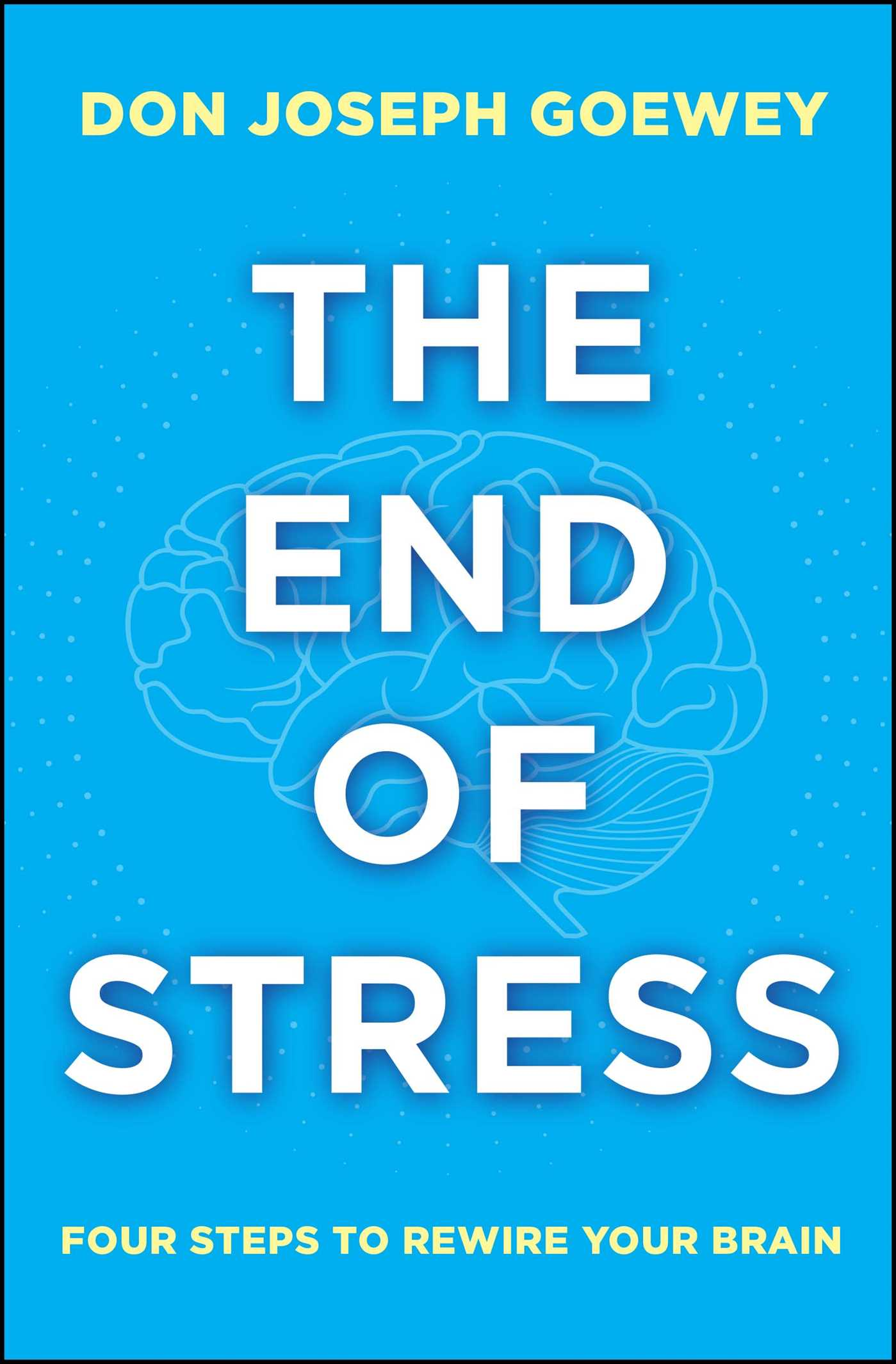 The end of stress 9781582704913 hr