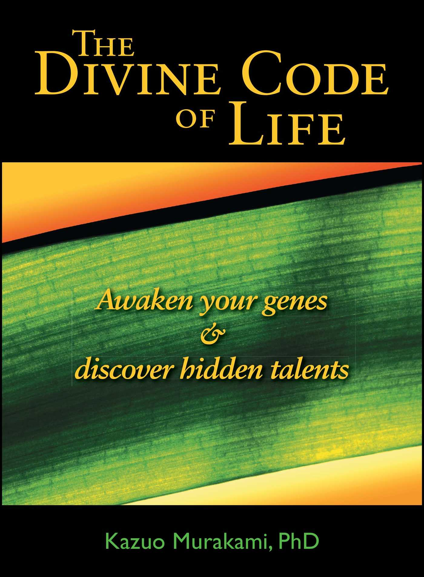 The divine code of life 9781582706702 hr