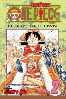 One Piece, Vol. 2