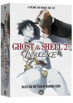 Ghost In The Shell 2: Innocence Ani-Manga Box Set