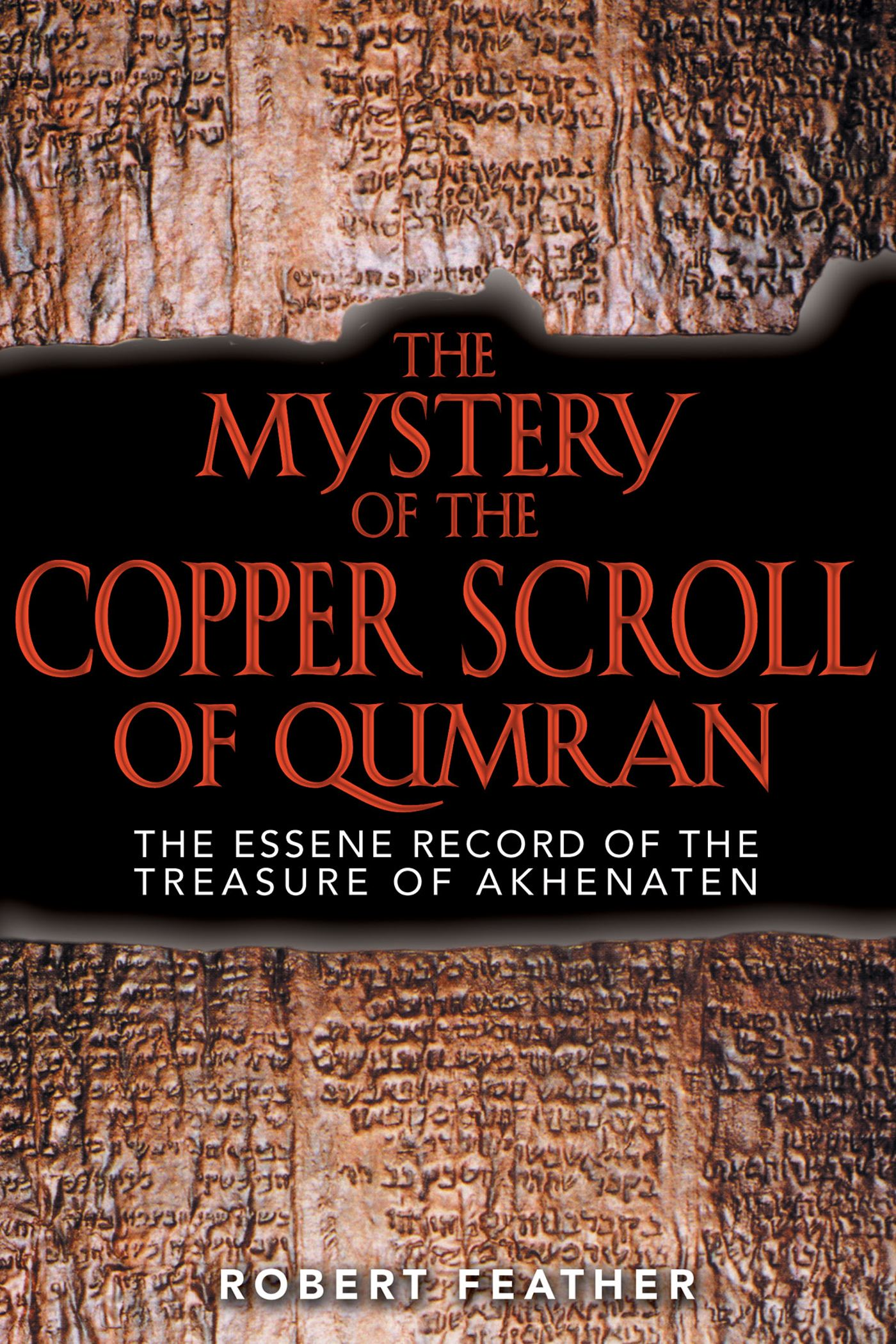 The mystery of the copper scroll of qumran 9781591430148 hr