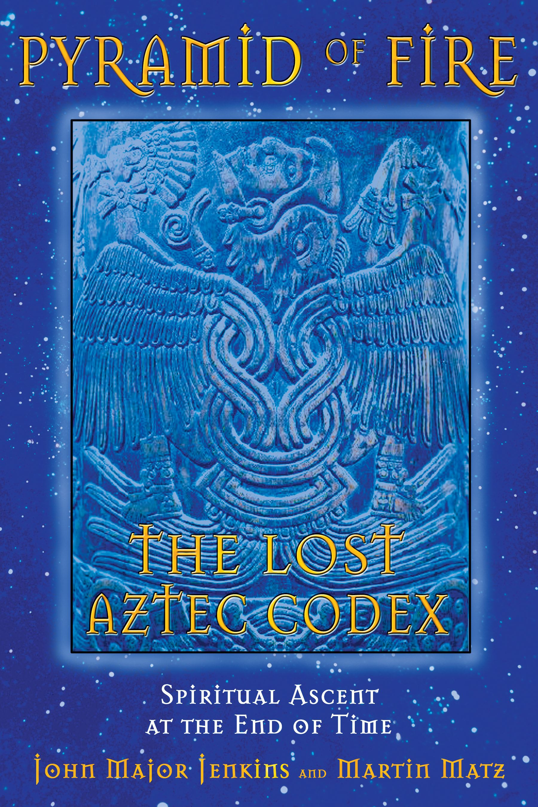 Pyramid of fire the lost aztec codex 9781591430322 hr