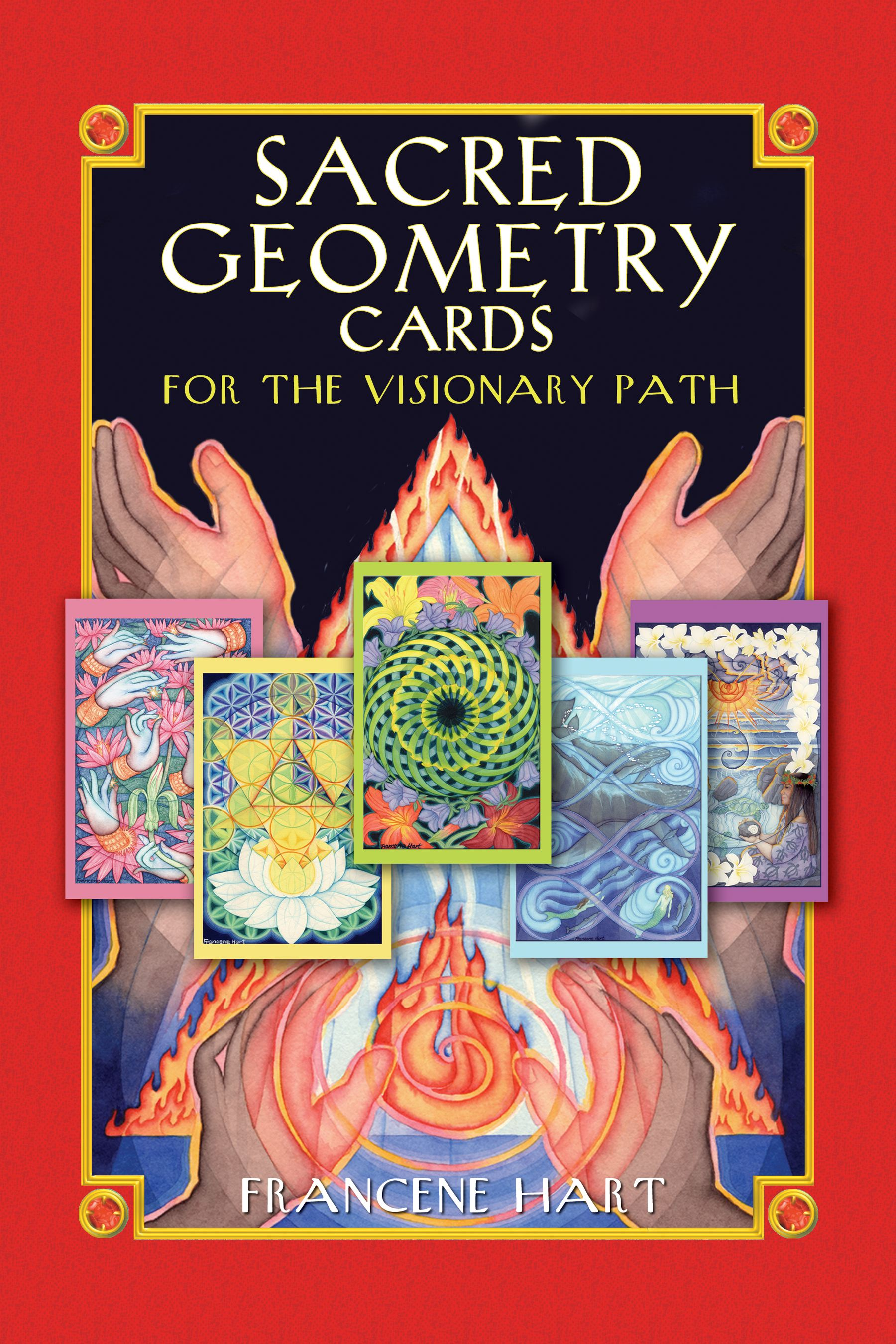 Sacred geometry cards for the visionary path 9781591430926 hr