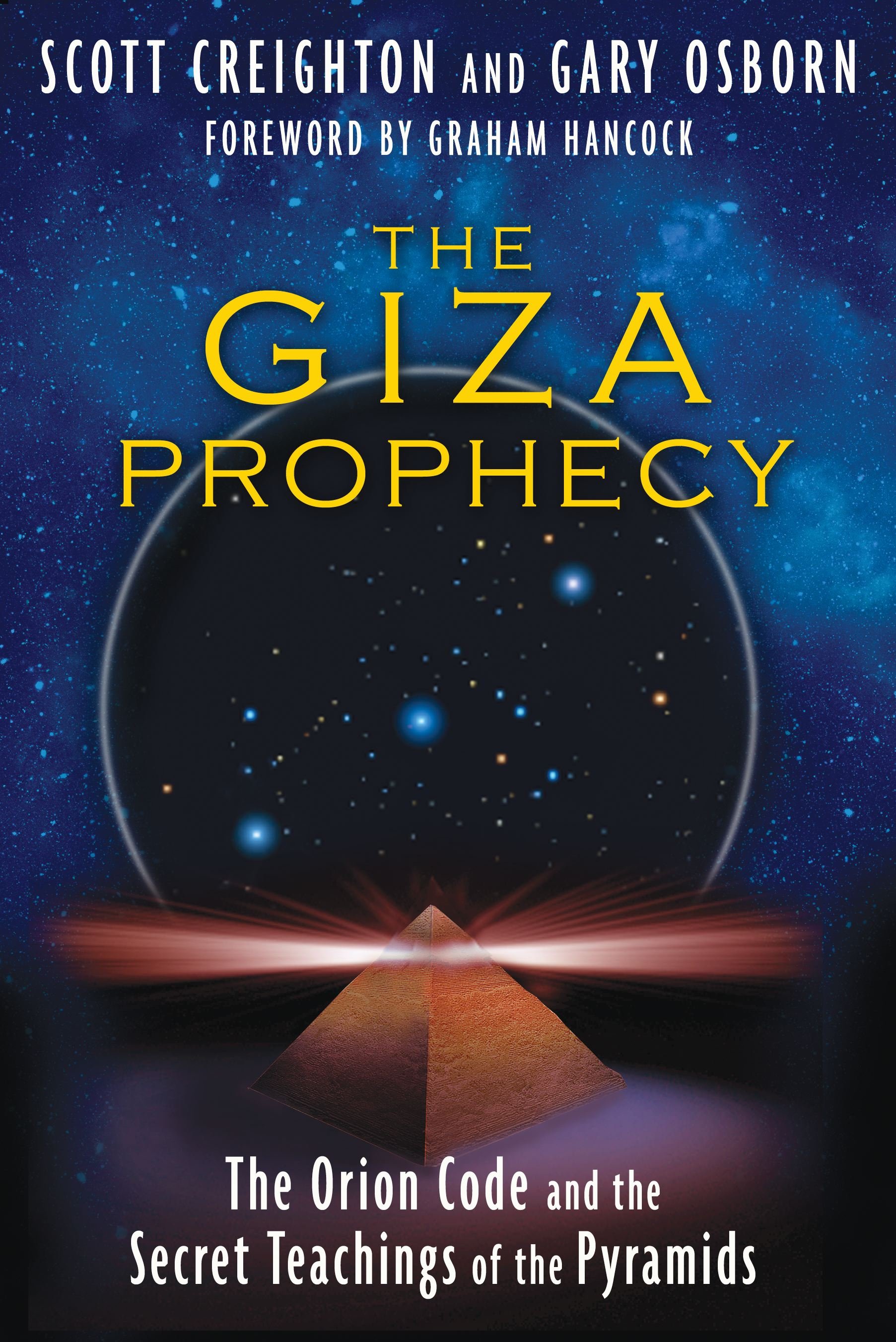 The giza prophecy 9781591431329 hr