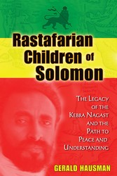 Rastafarian children of solomon 9781591431541