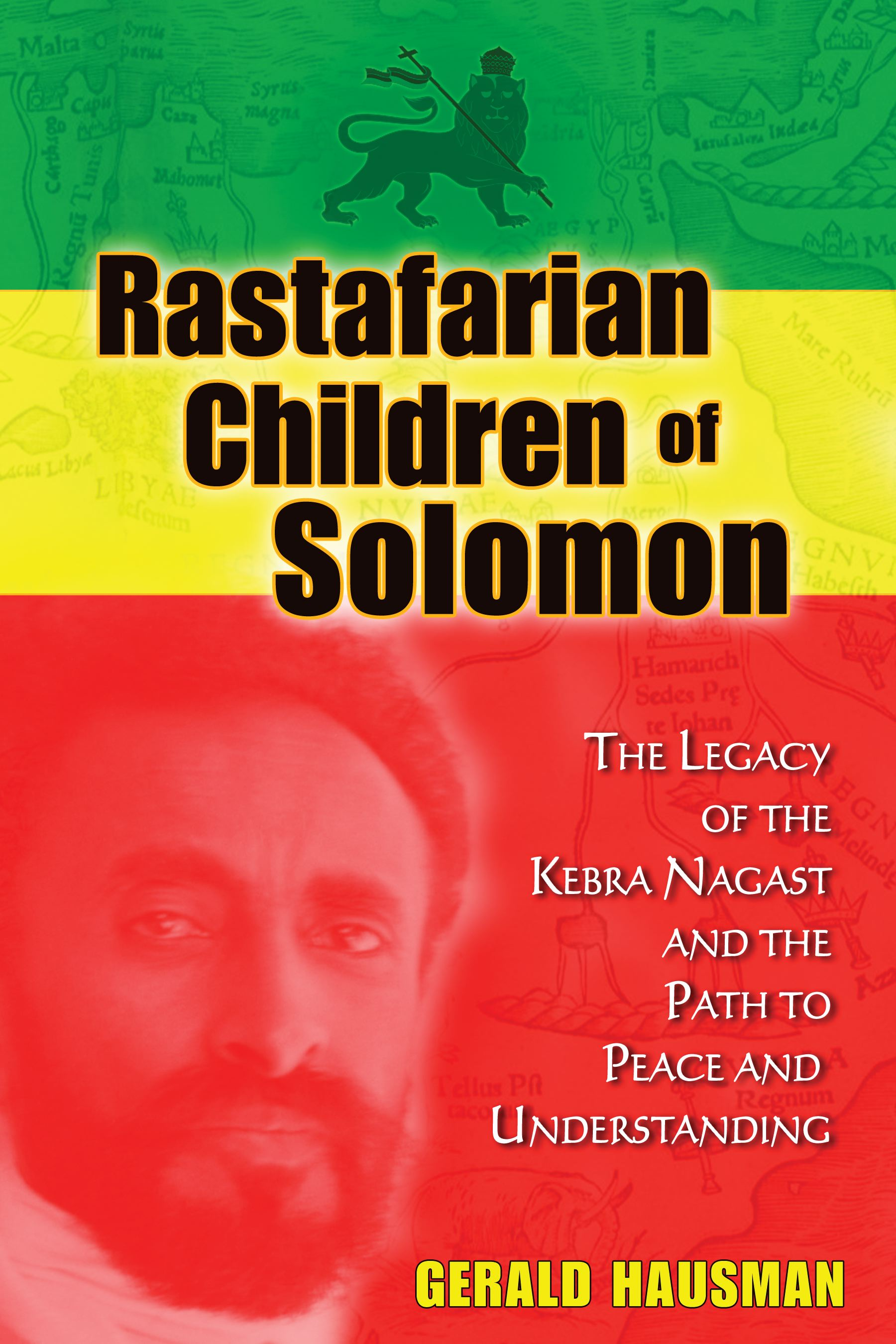 Rastafarian children of solomon 9781591431541 hr
