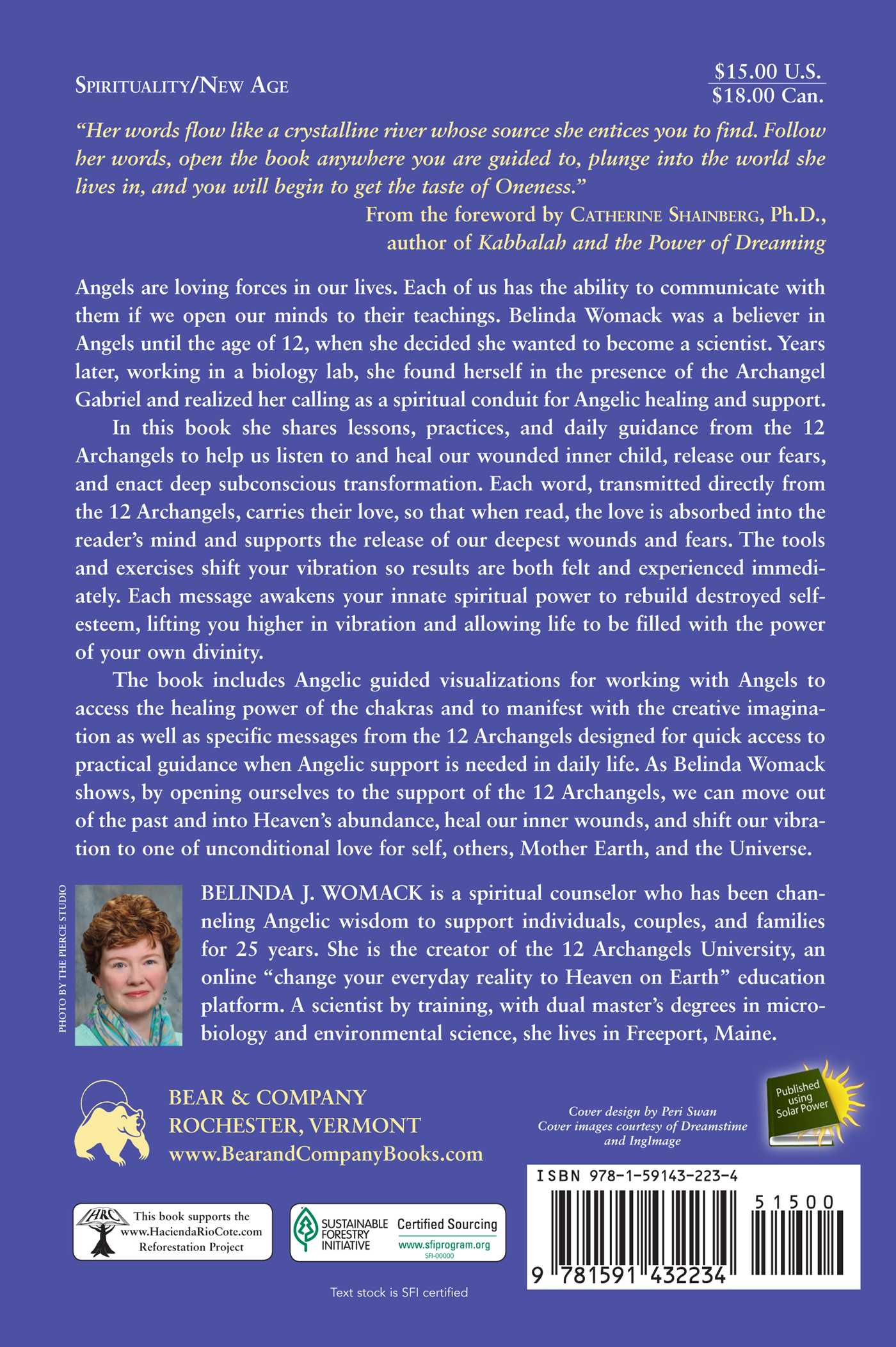 Lessons From The Twelve Archangels Book By Belinda J
