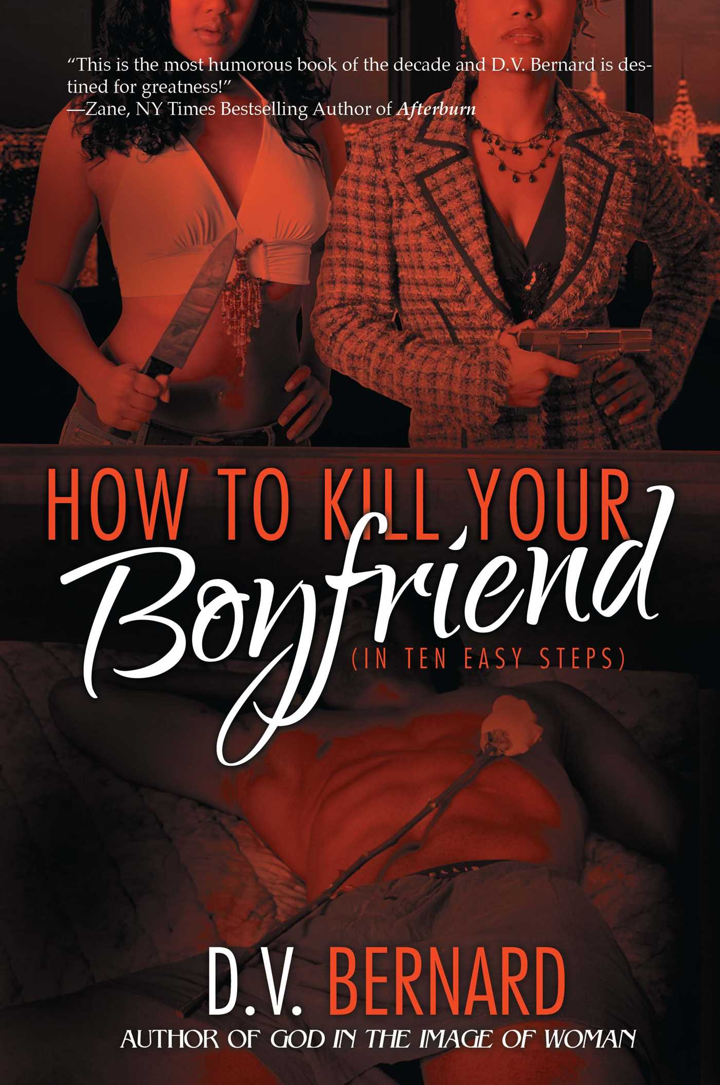 How to kill your boyfriend in 10 easy steps 9781593090661 hr