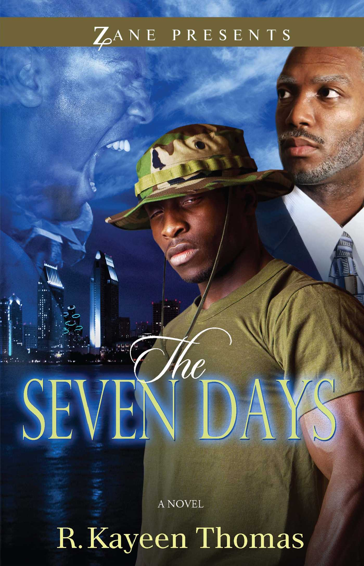 The seven days 9781593094270 hr