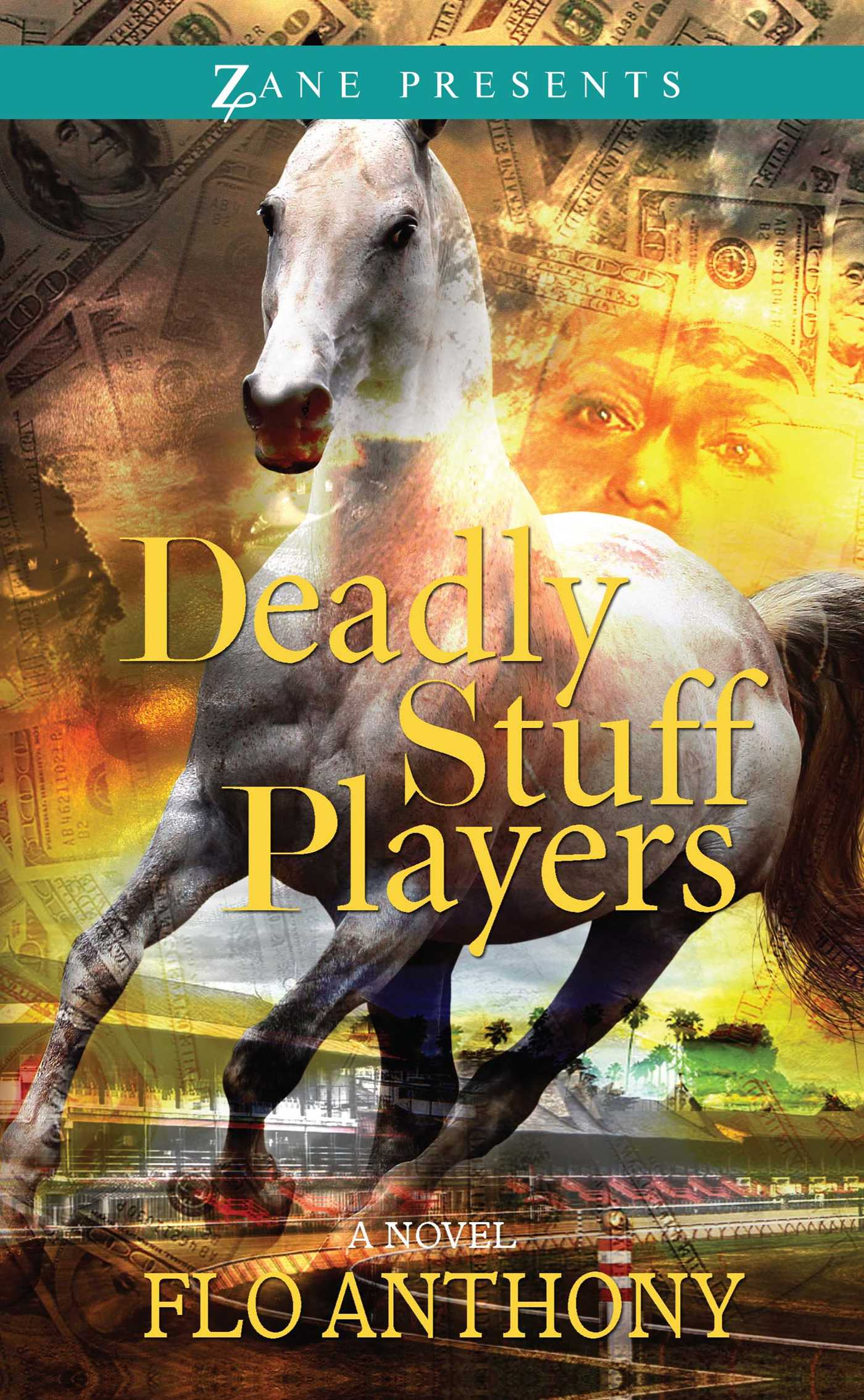Deadly stuff players 9781593095079 hr