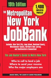 The Metropolitan New York Jobbank