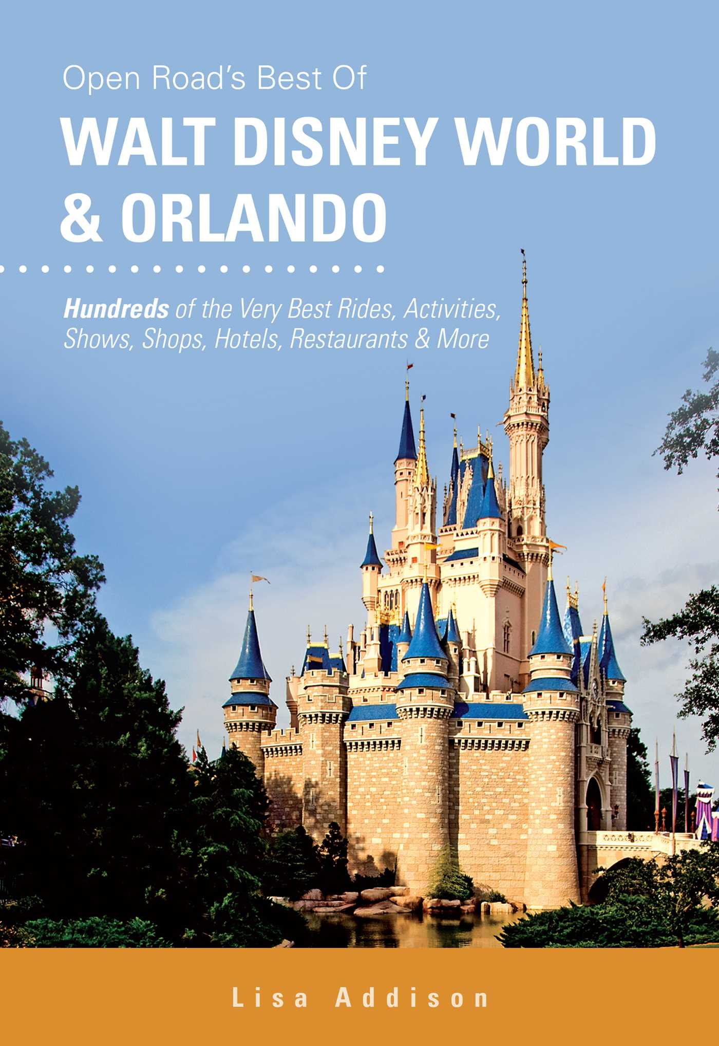 Open roads best of walt disney world orlando 9781593602062 hr