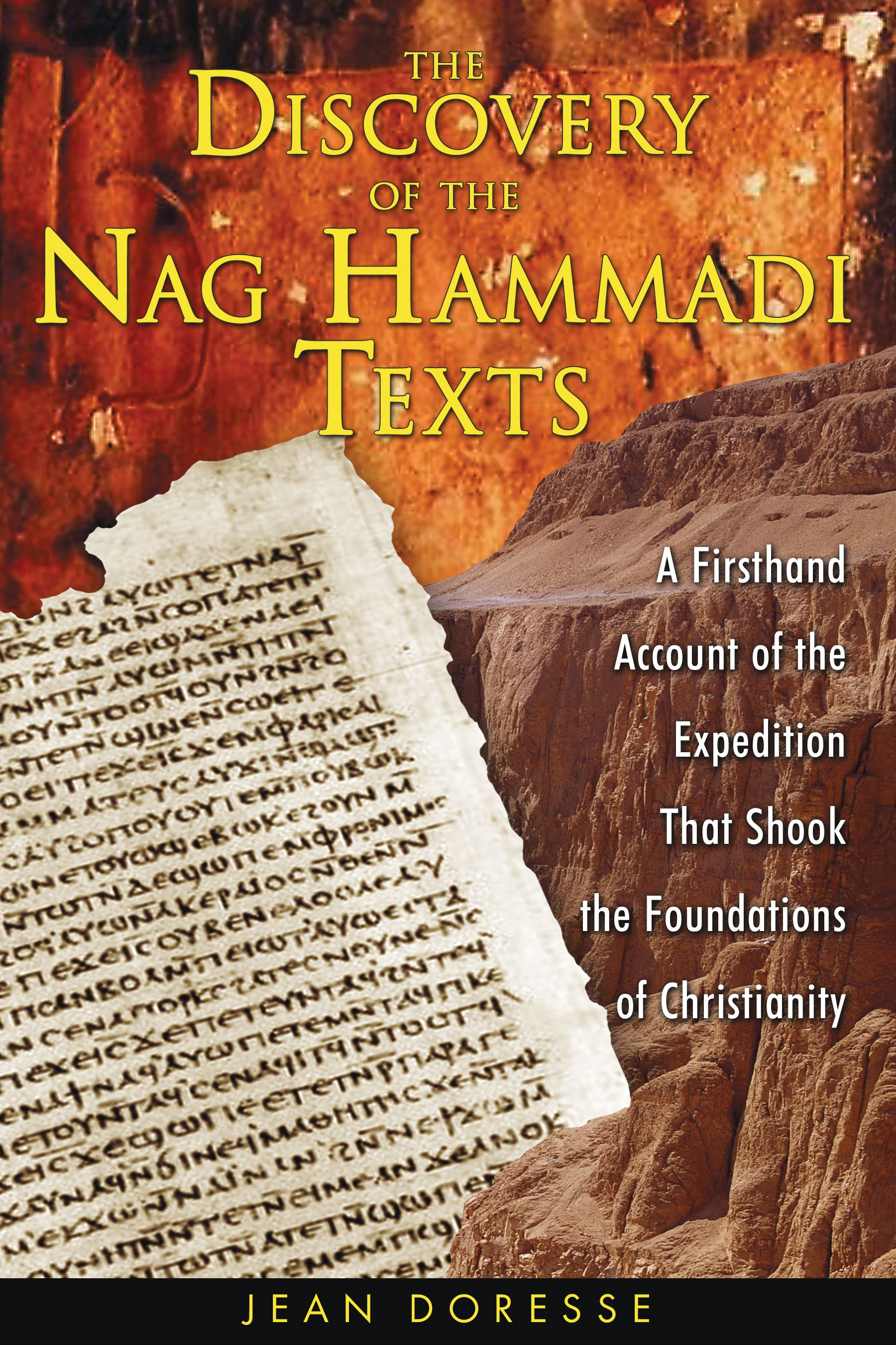 The discovery of the nag hammadi texts 9781594770456 hr