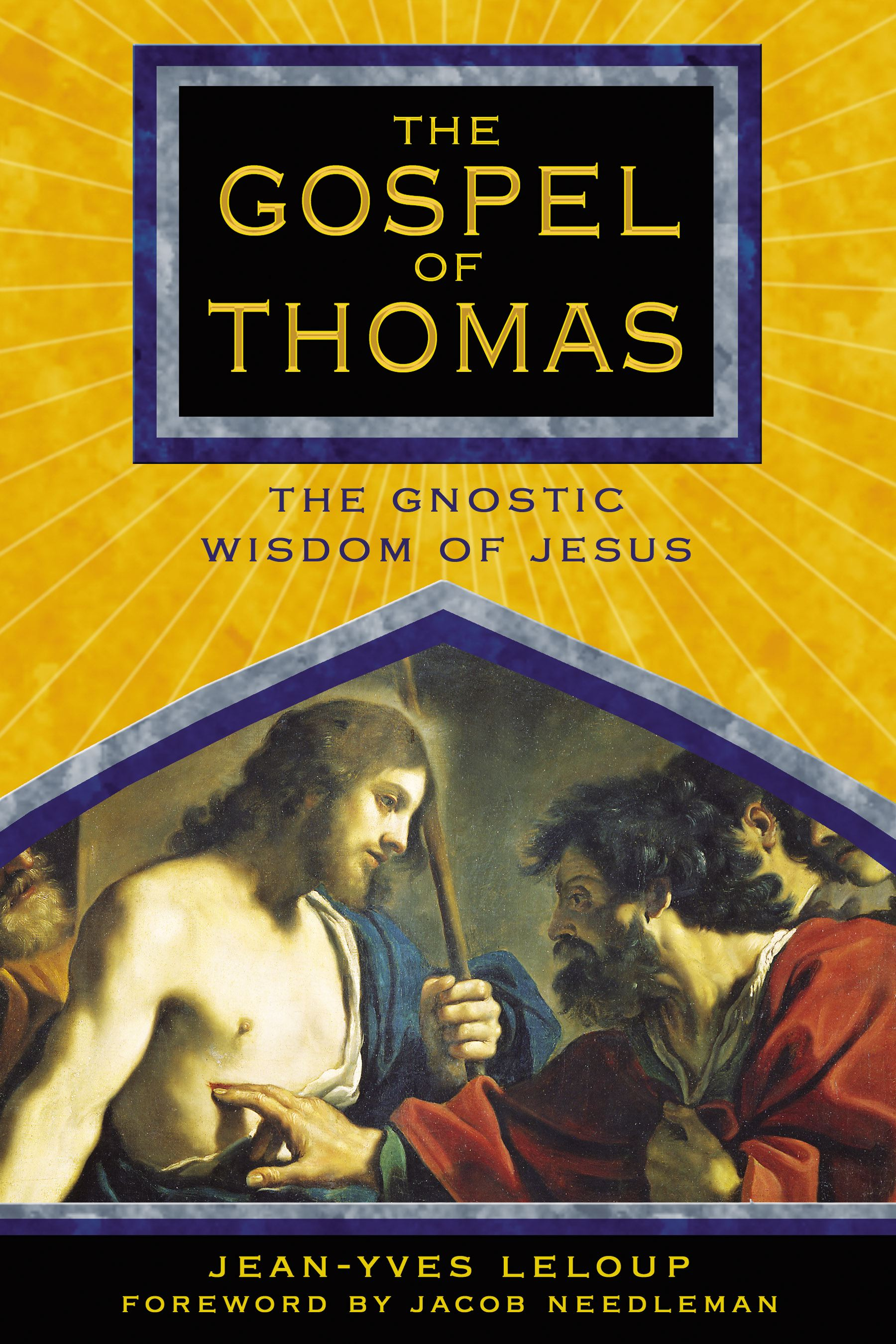 The gospel of thomas 9781594770463 hr