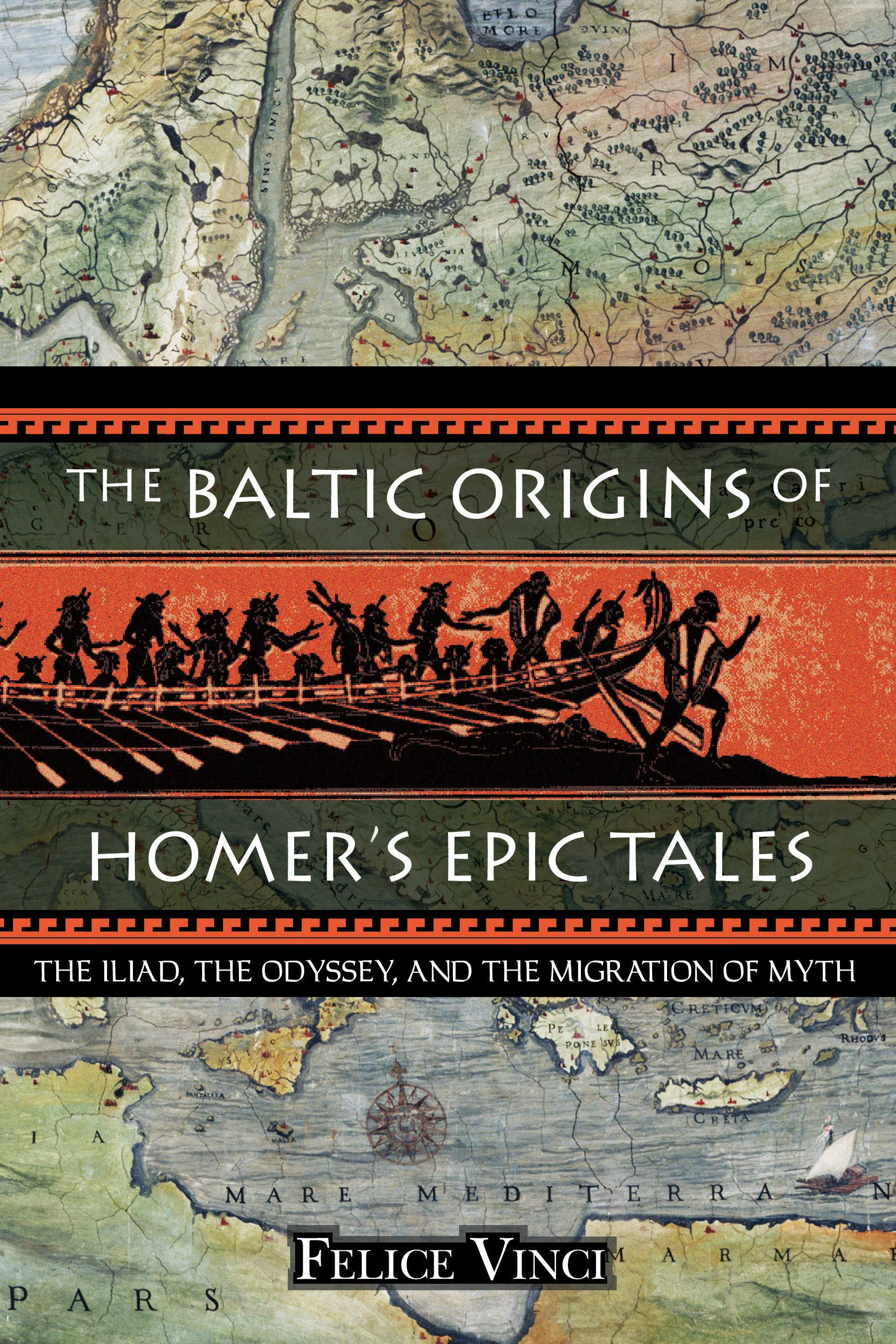 The baltic origins of homers epic tales 9781594770524 hr