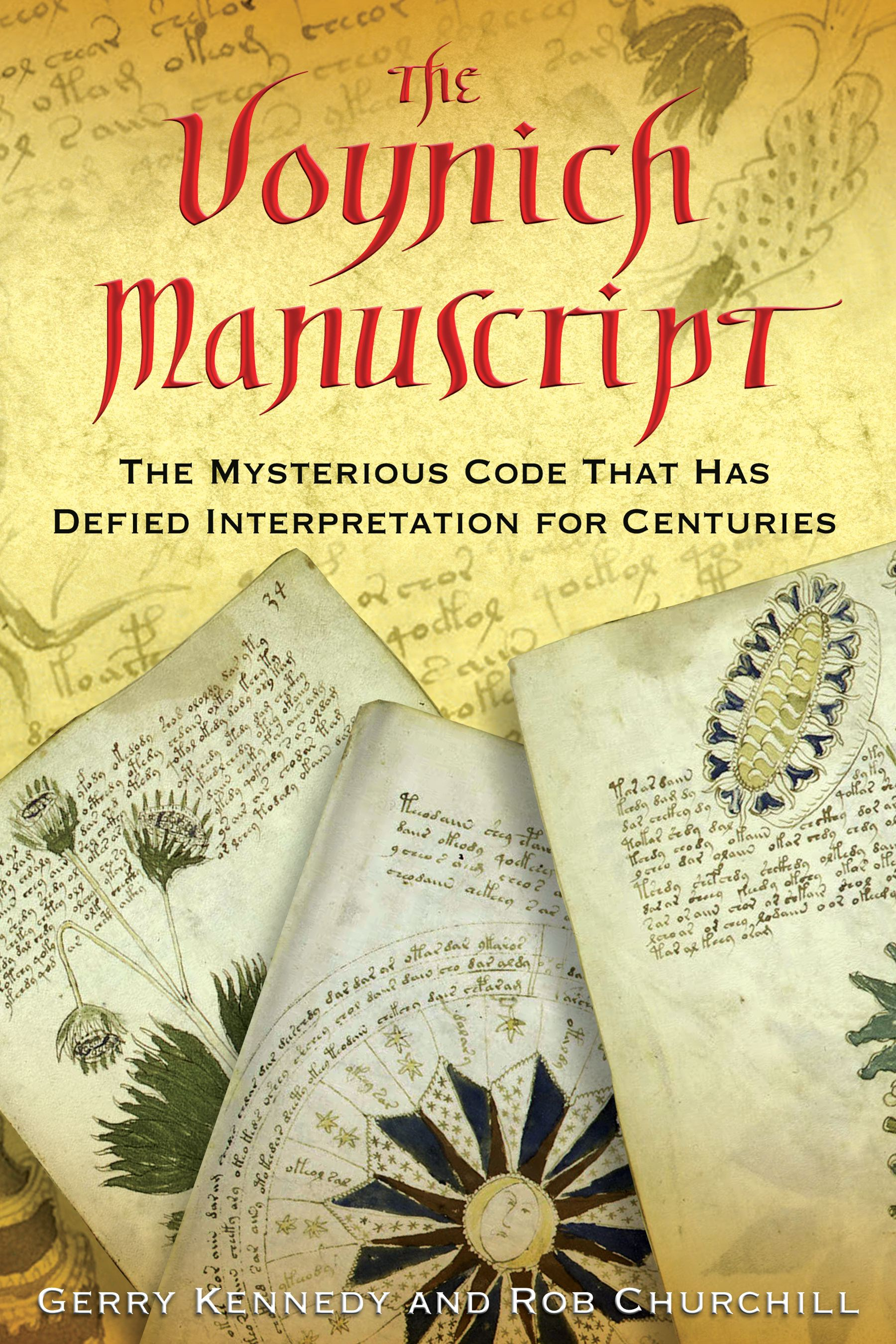 The voynich manuscript 9781594771293 hr