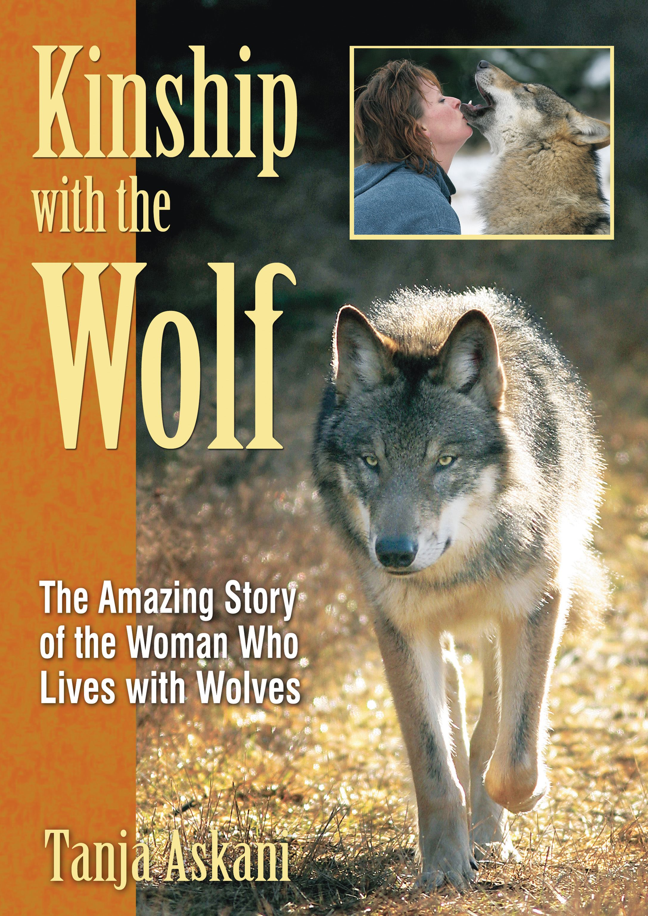 Kinship with the wolf 9781594771309 hr