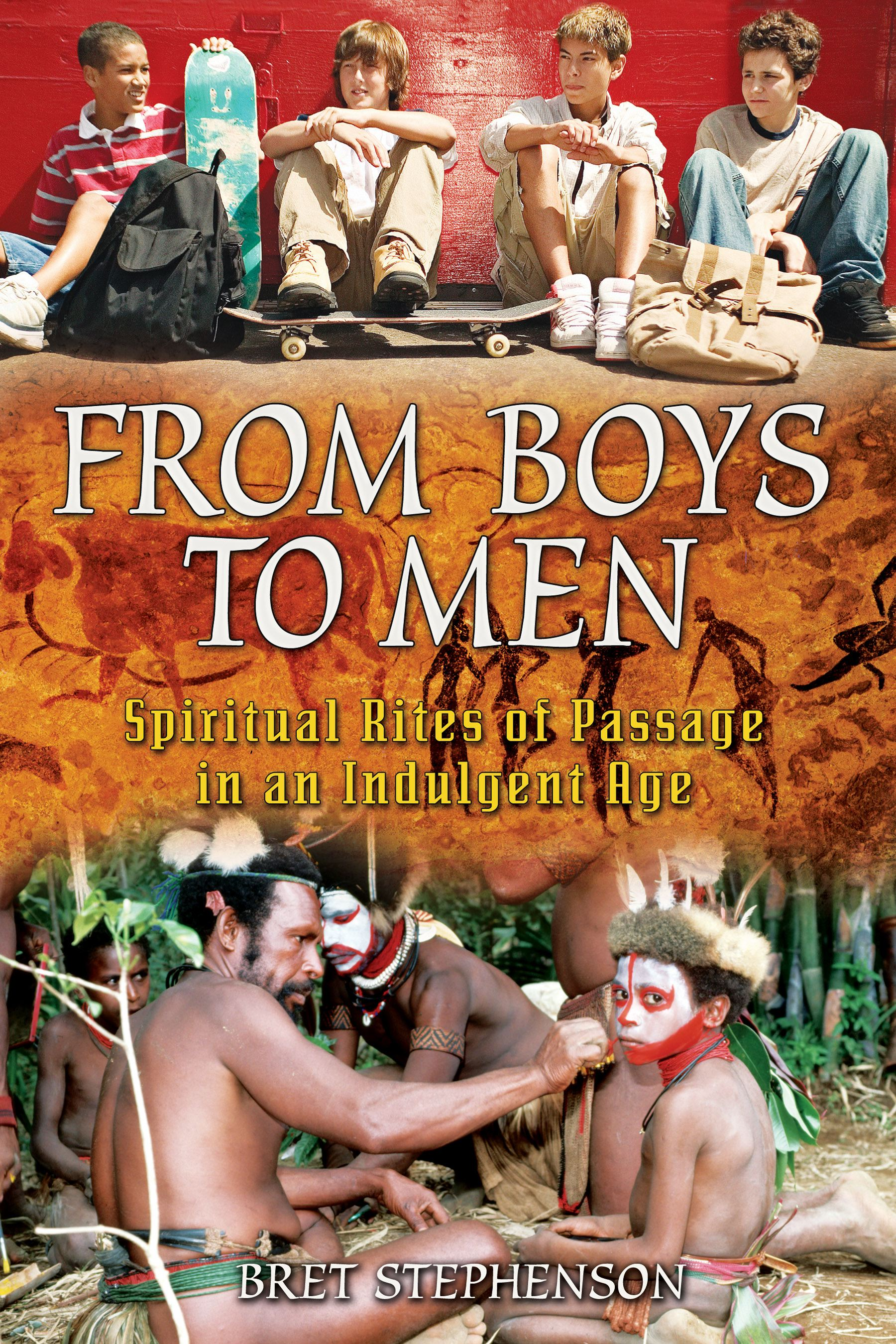 From boys to men 9781594771408 hr