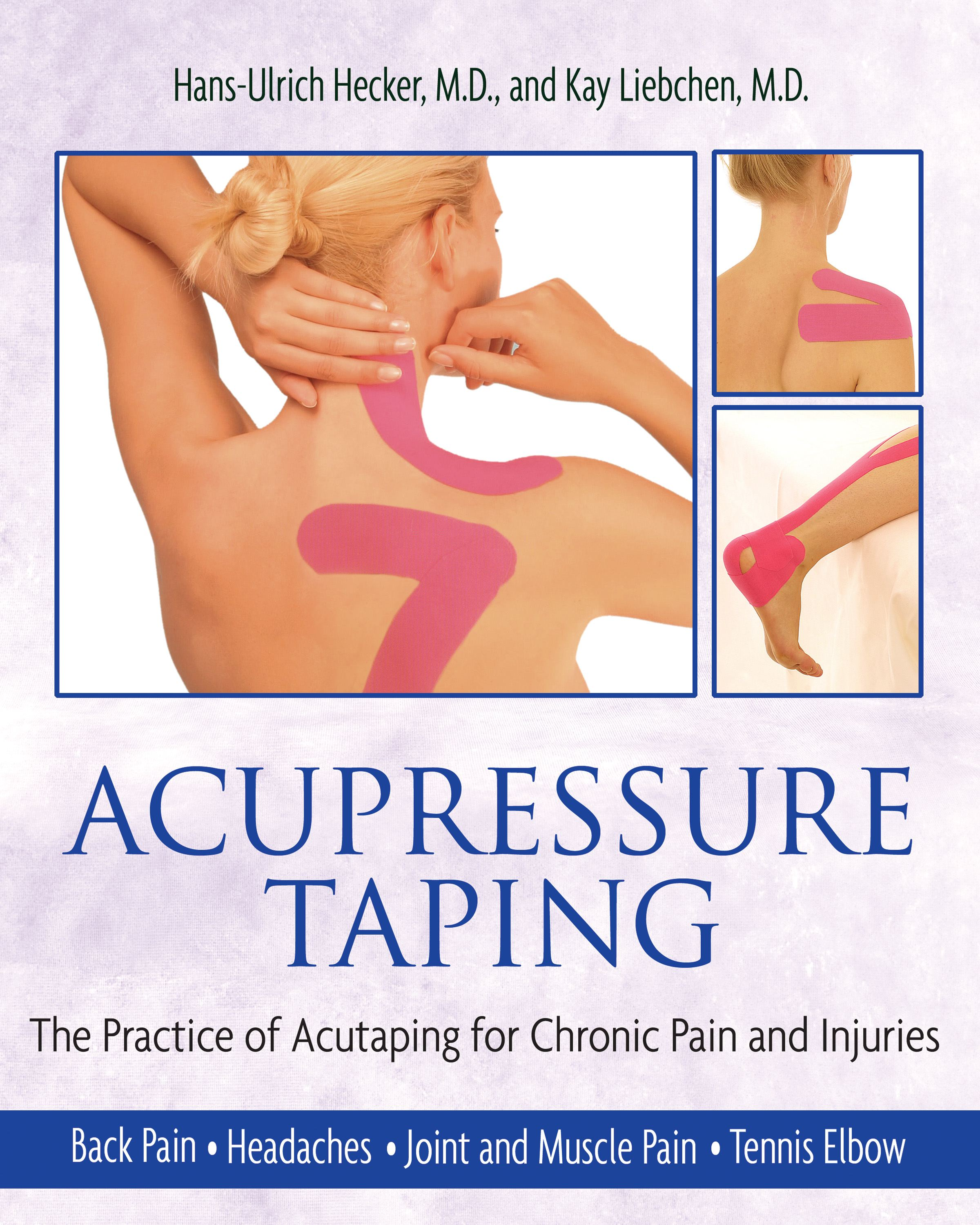 Acupressure taping 9781594771484 hr