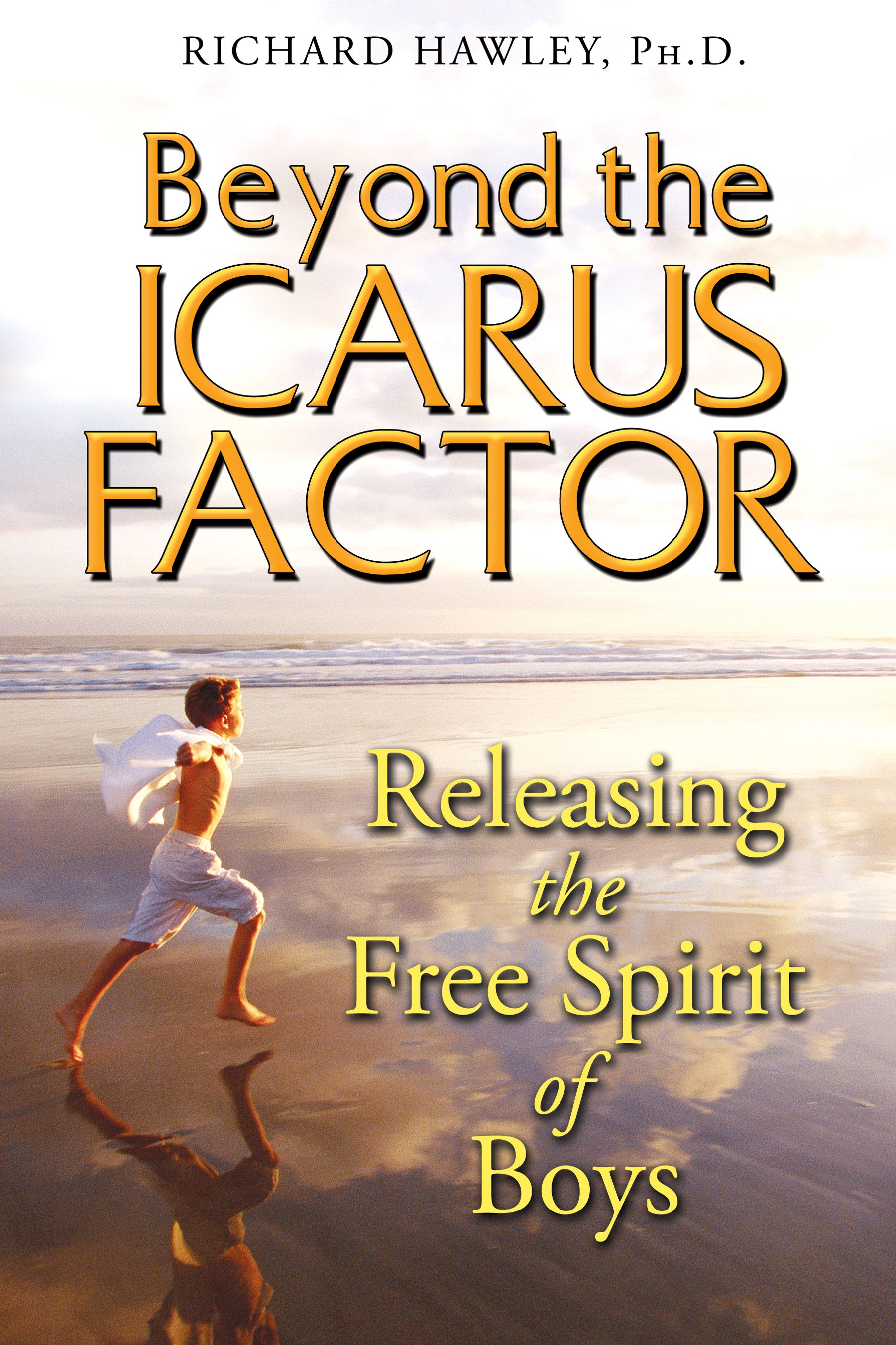 Beyond the icarus factor 9781594772283 hr