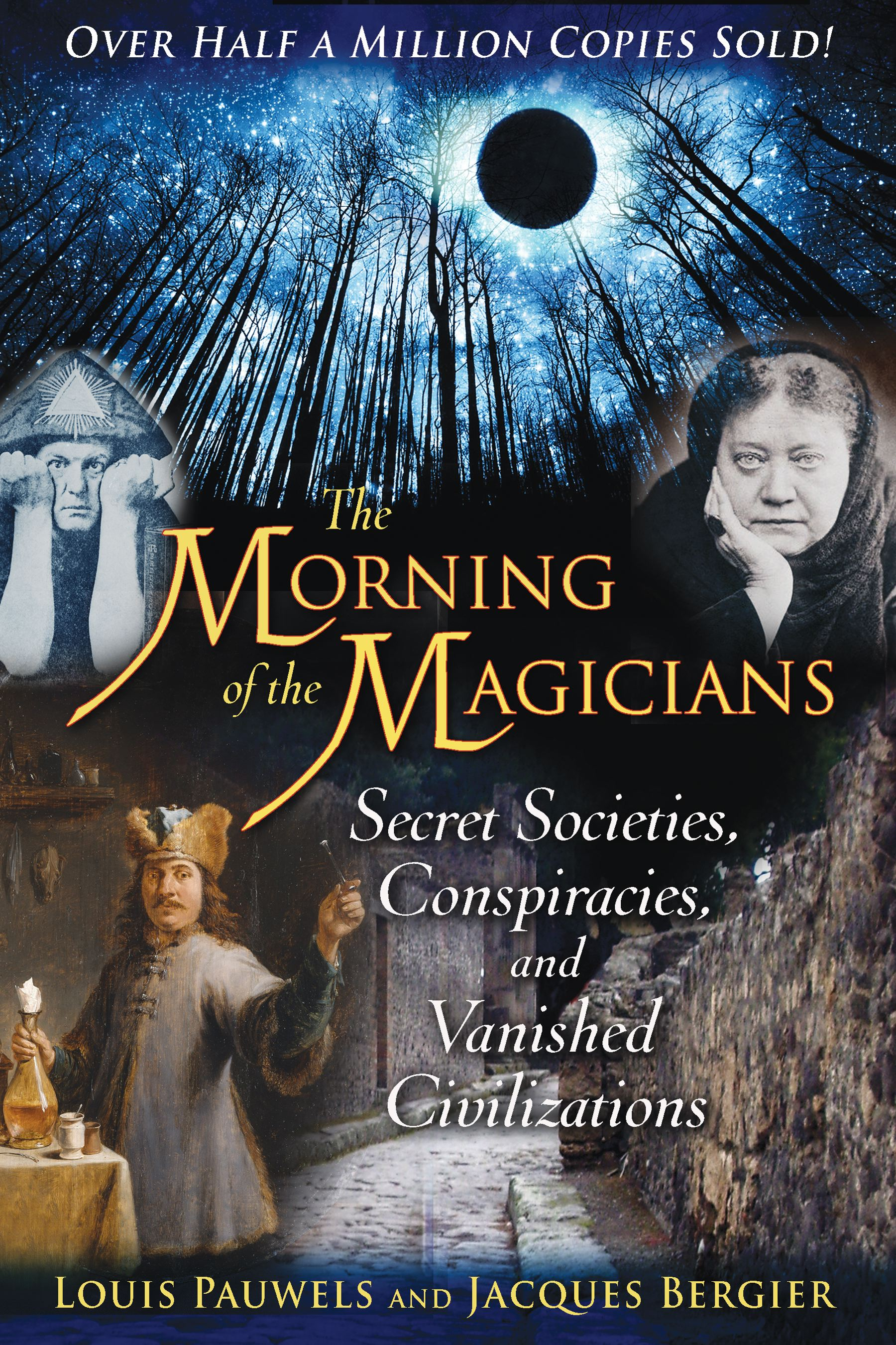 The morning of the magicians 9781594772313 hr
