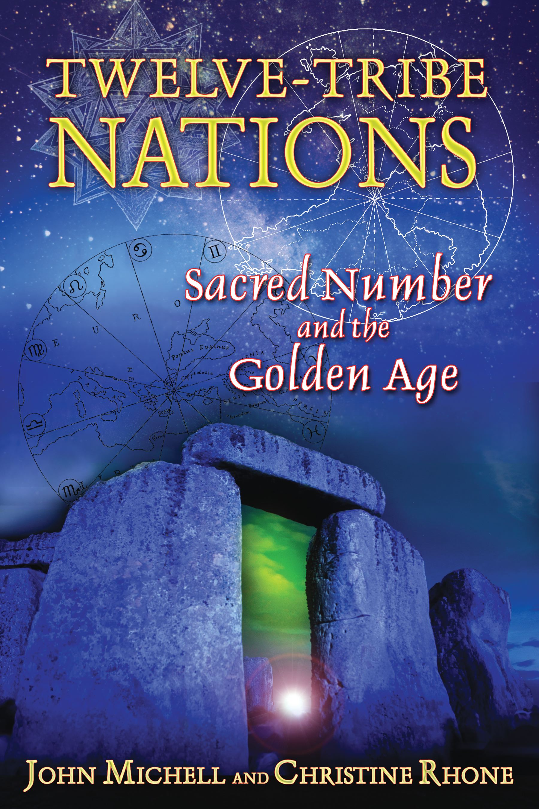 Twelve tribe nations 9781594772375 hr