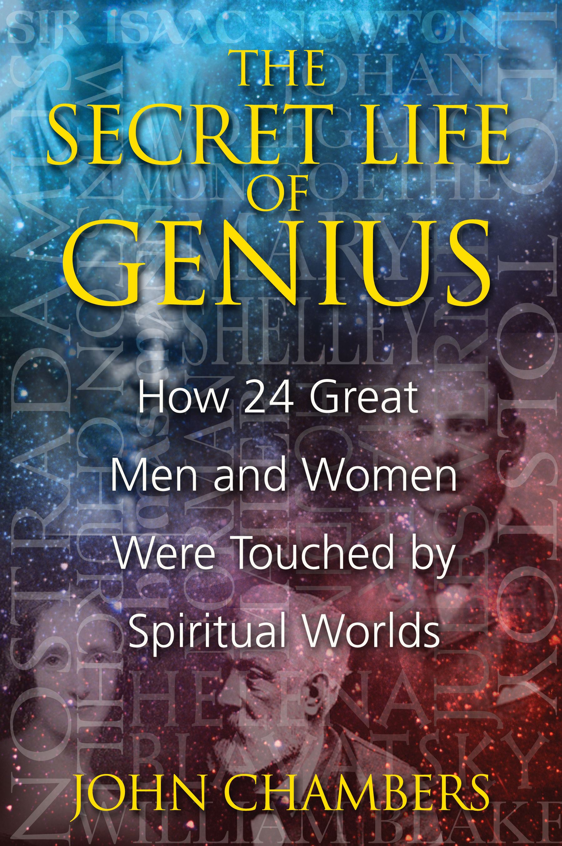 The secret life of genius 9781594772726 hr