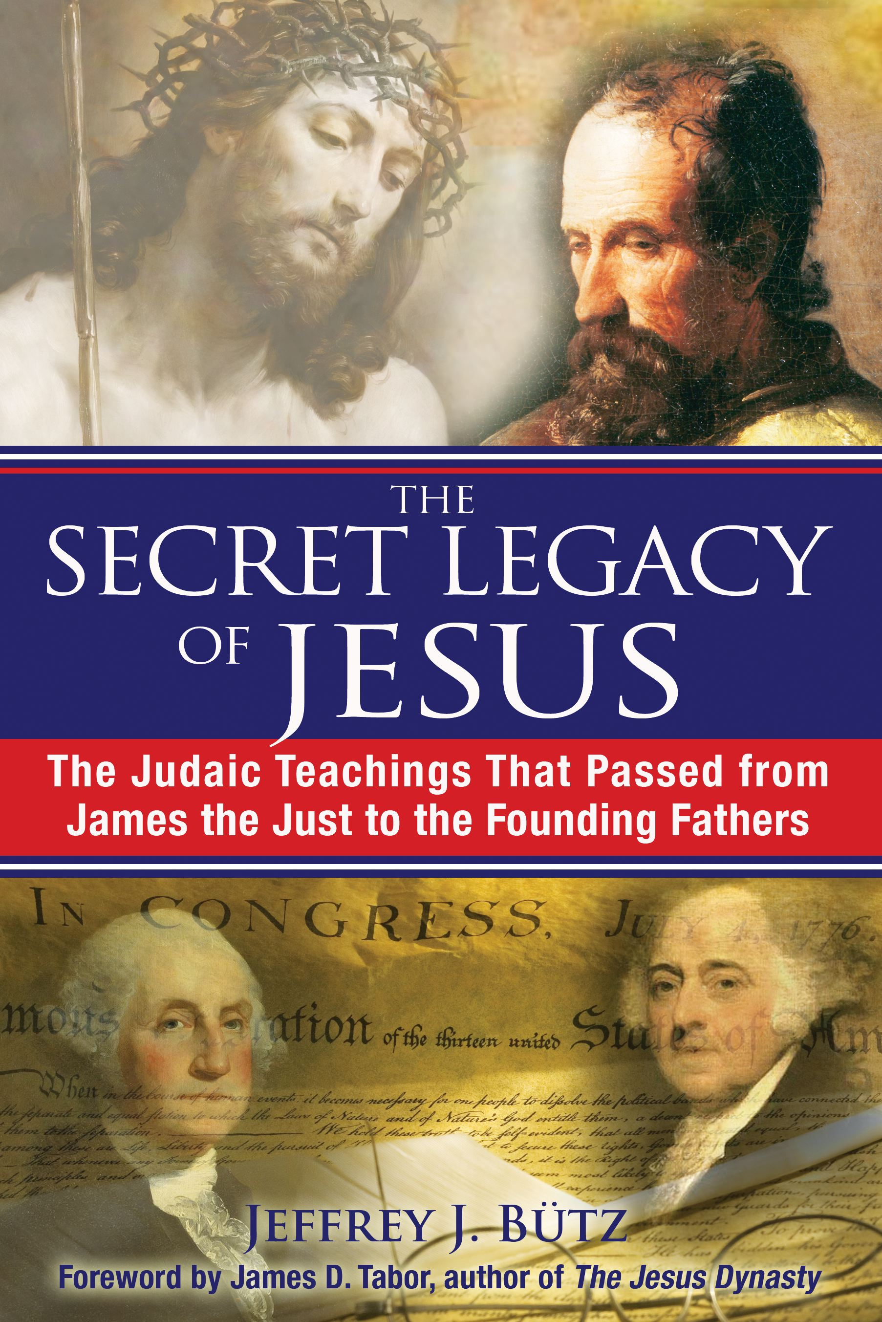 The secret legacy of jesus 9781594773075 hr