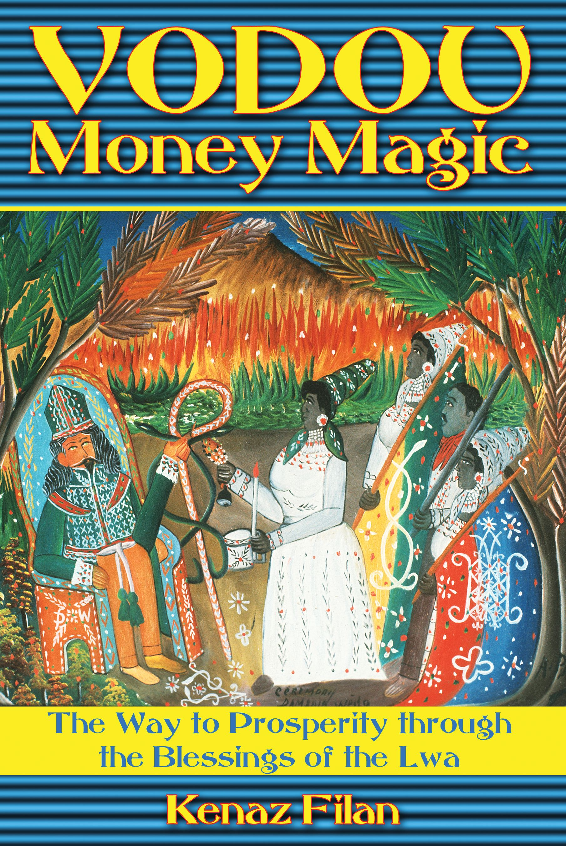 Vodou money magic 9781594773310 hr