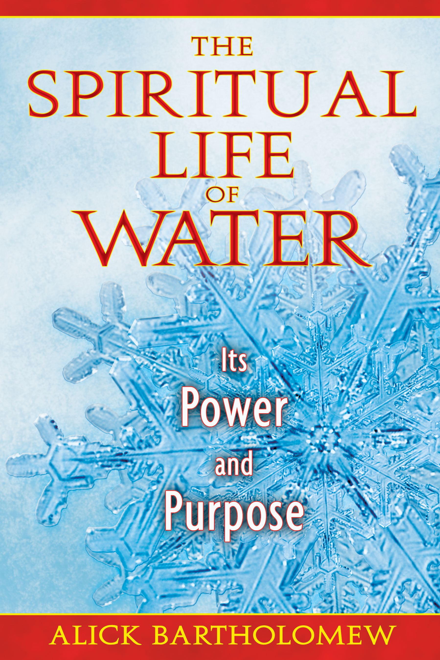 The spiritual life of water 9781594773600 hr